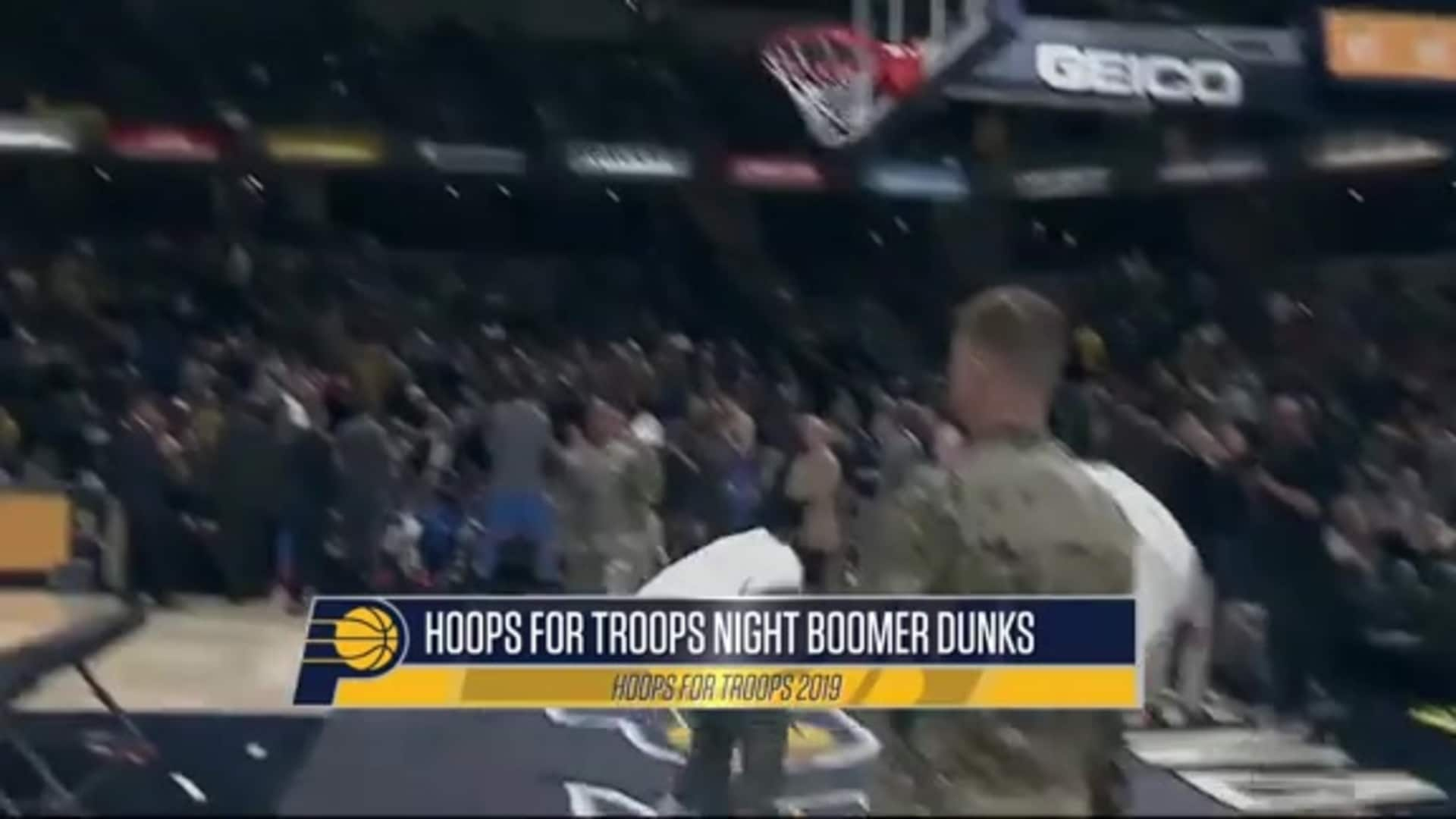 2019 Hoops for Troops Recap