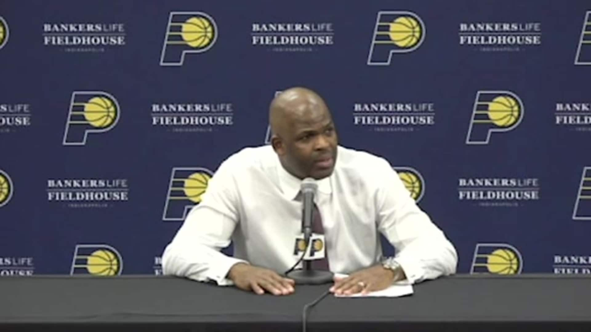 Postgame: McMillan Press Conference - Nov. 29, 2019
