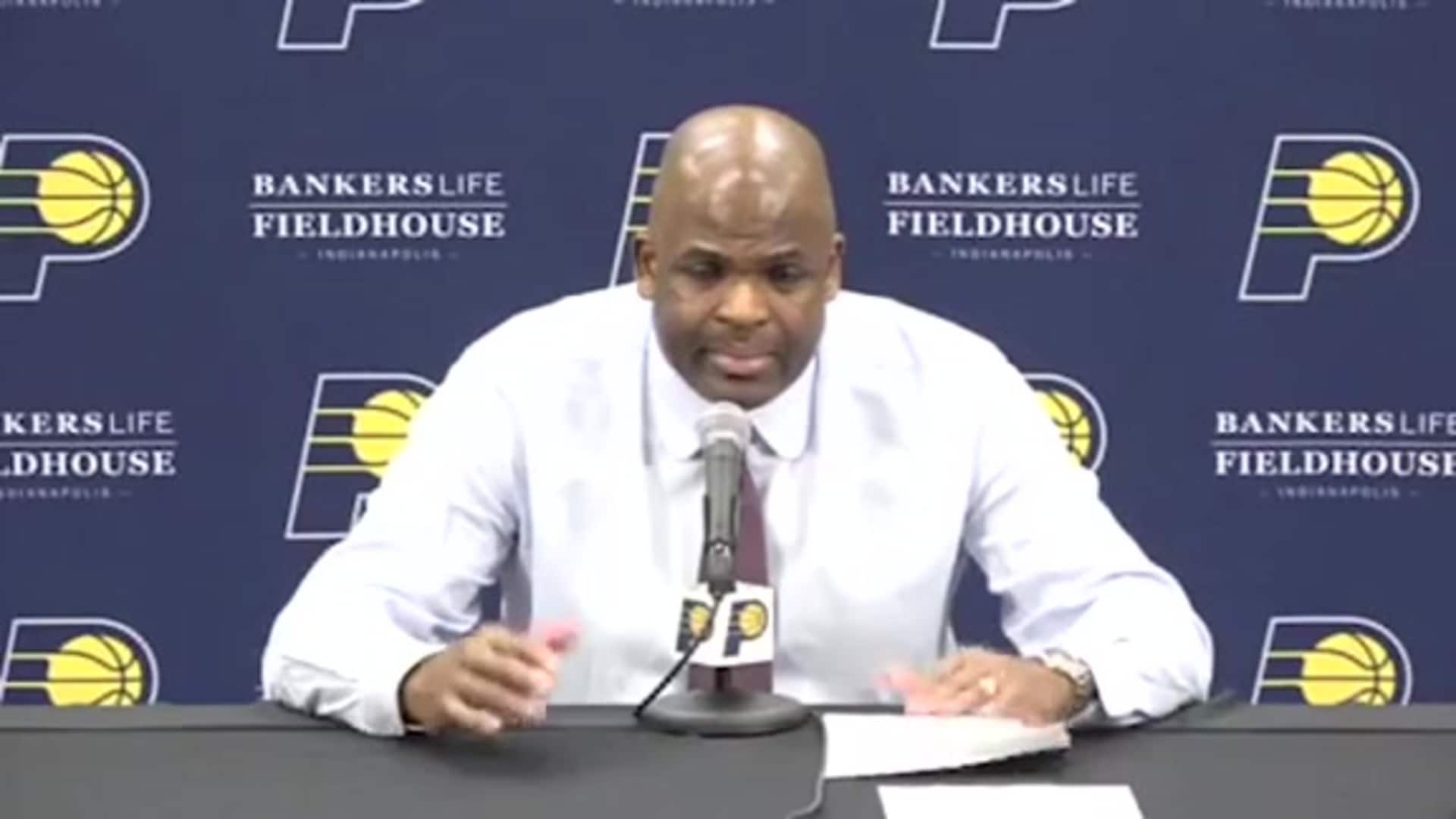 Postgame: McMillan Press Conference  - Dec. 9, 2019