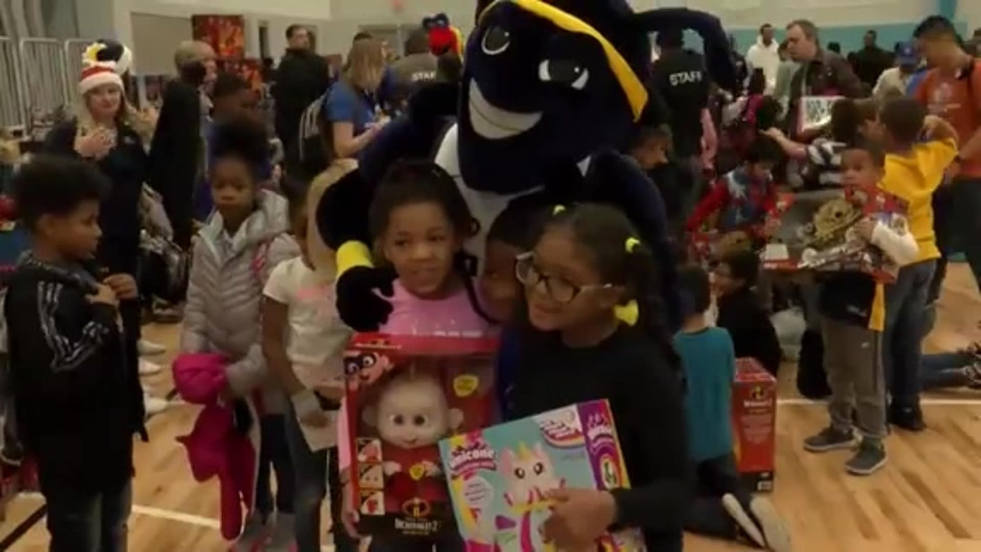 2019 Holiday Toy Giveaway: Fort Wayne