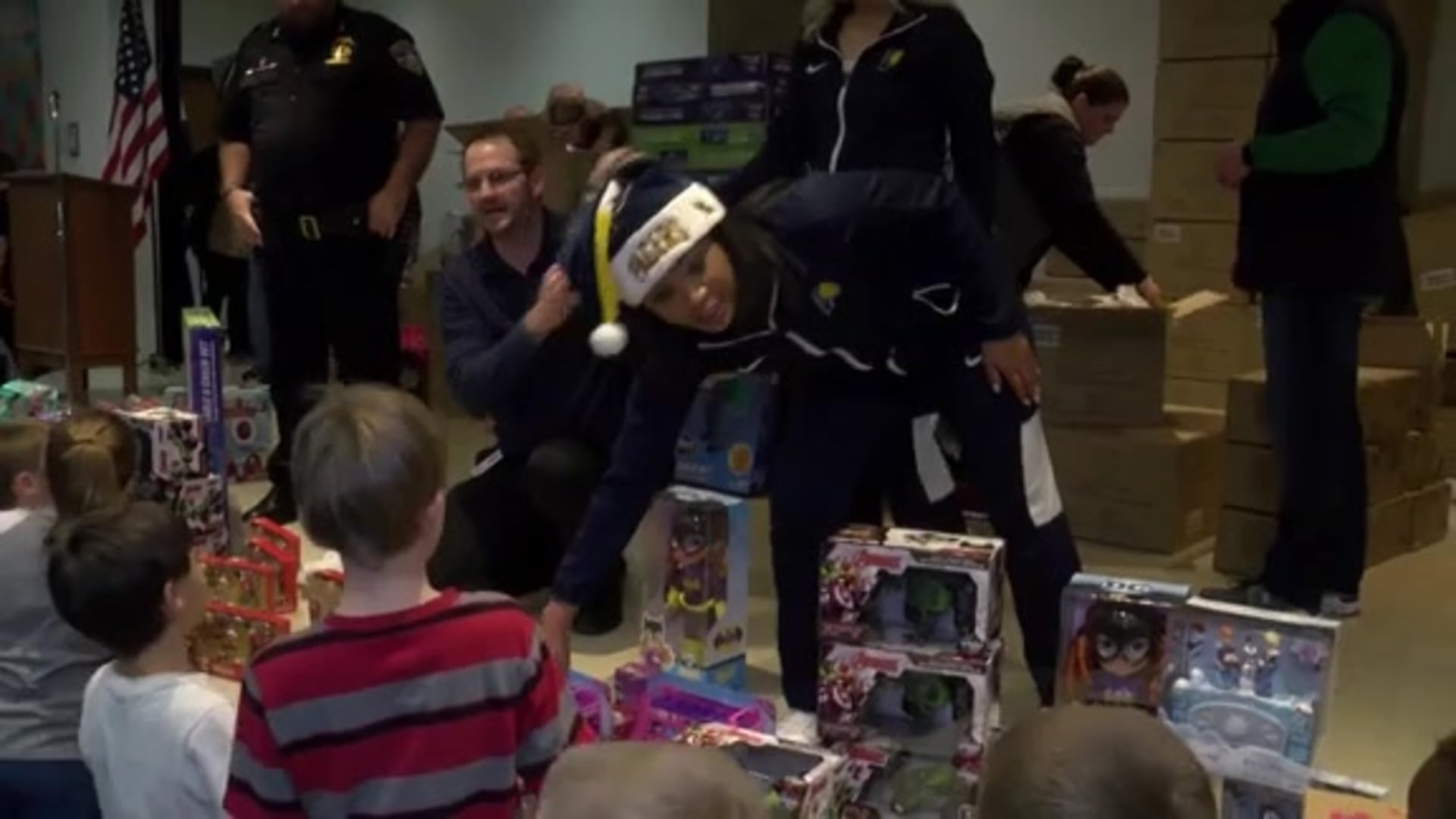 2019 Holiday Toy Giveaway: Evansville