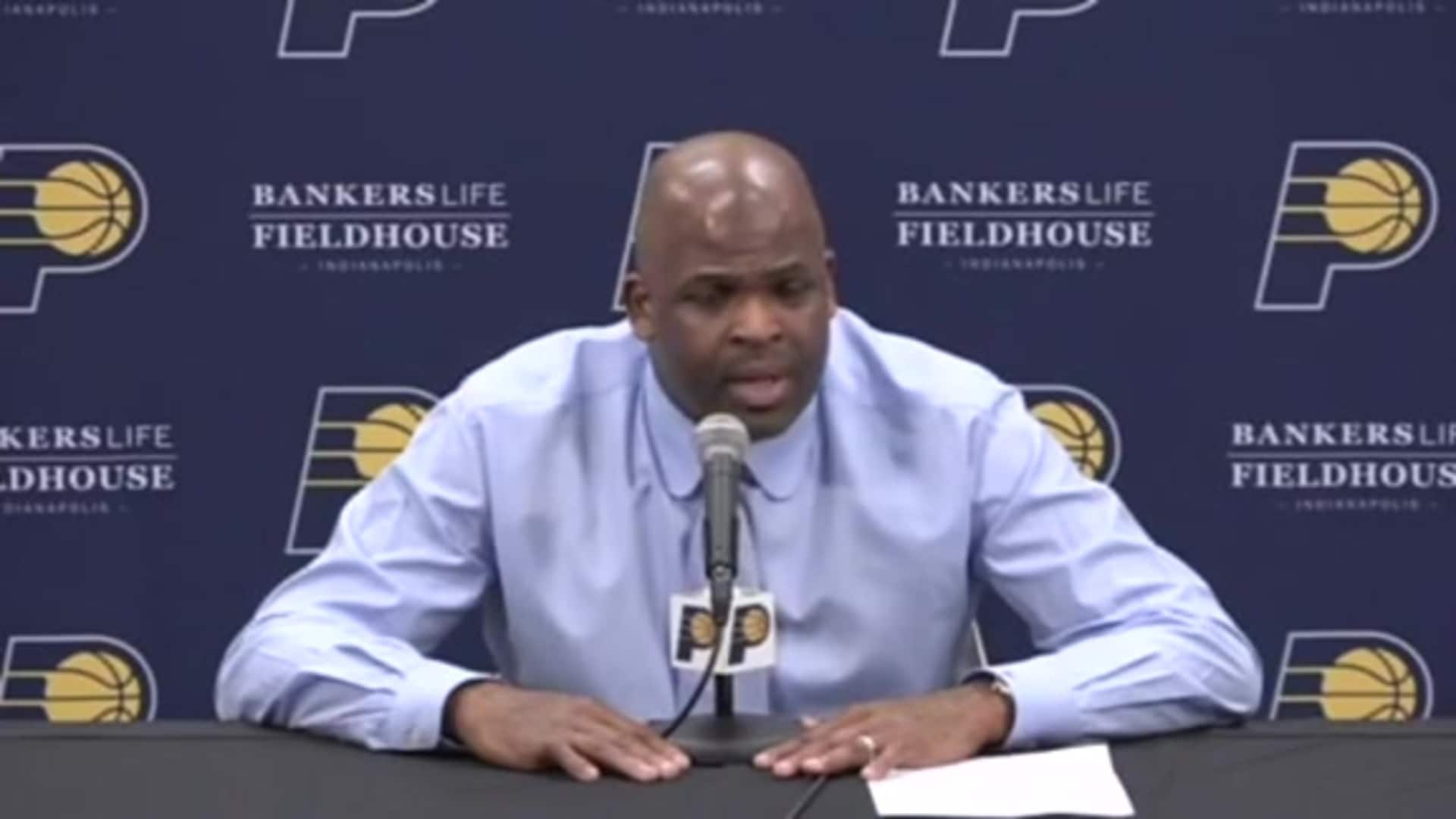 Postgame: McMillan Press Conference - Jan. 8, 2020