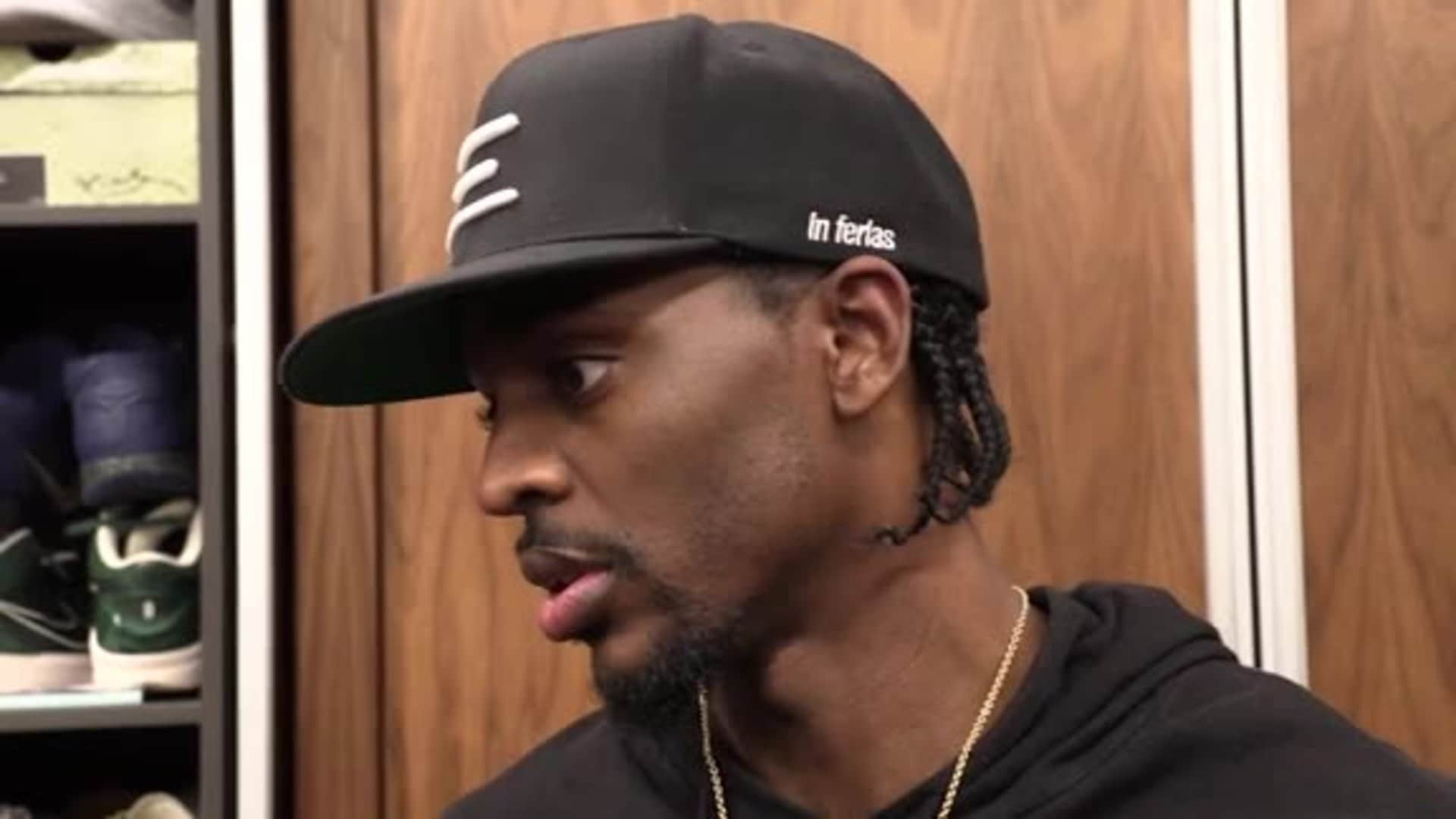 Postgame: Pacers Locker Room - Jan. 8, 2020
