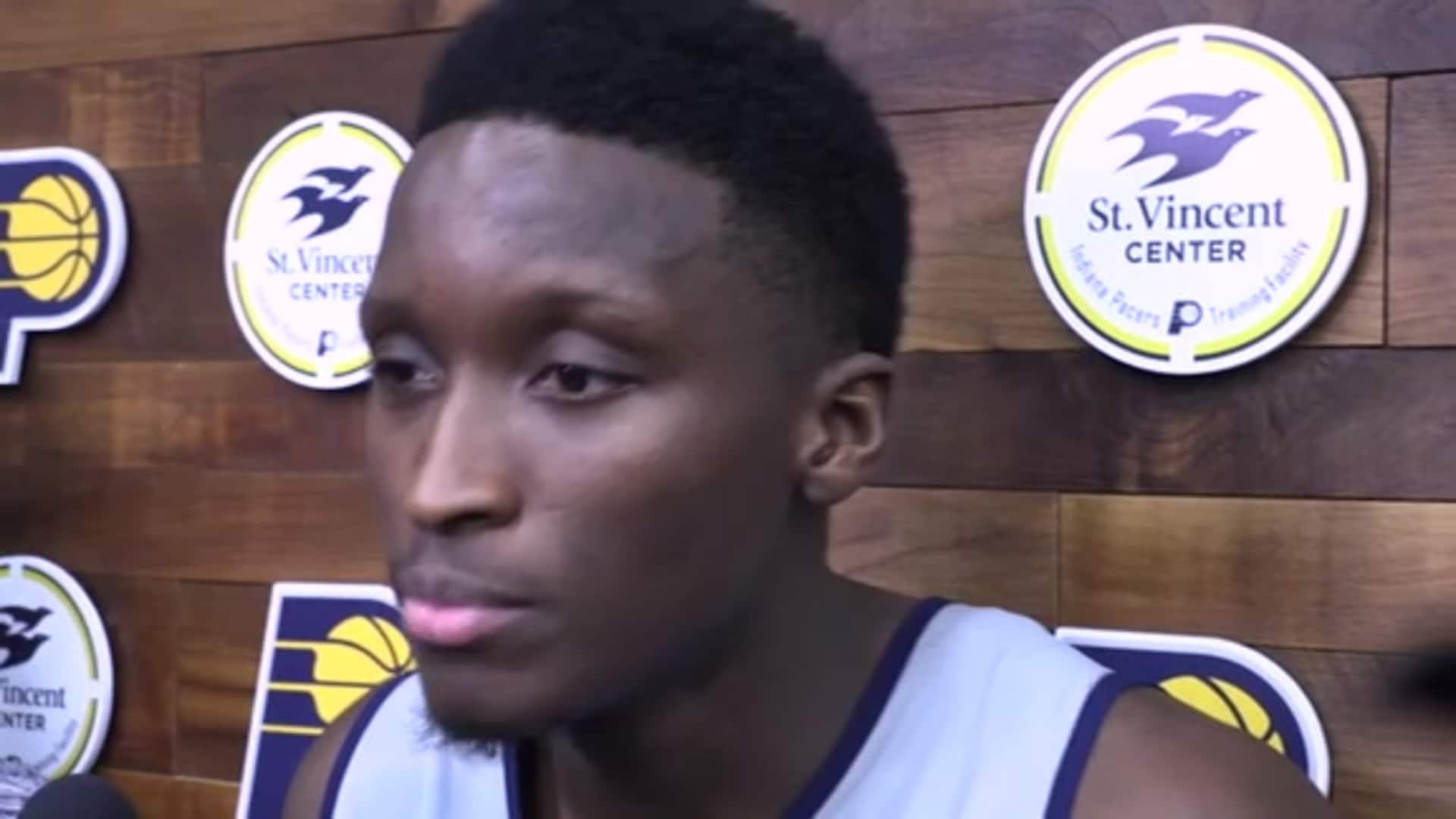 Oladipo Reflects on the Passing of Kobe Bryant