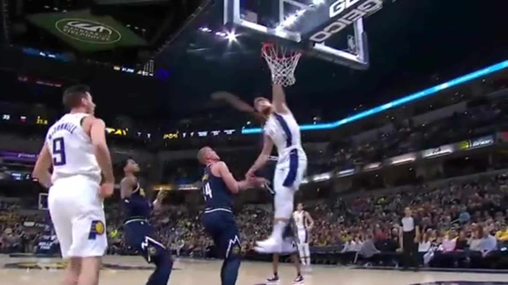 Highlights: Domantas Sabonis' All-Star Season