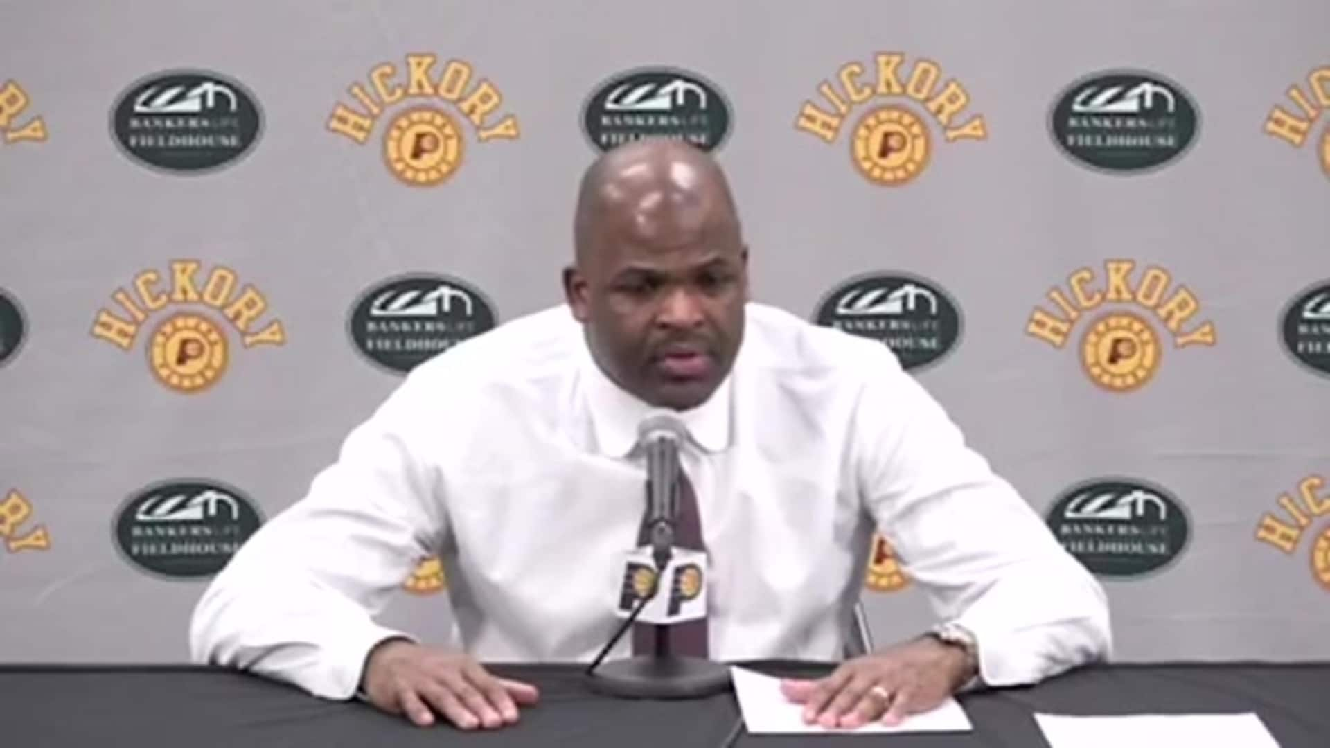 Postgame: Coach McMillan Press Conference - February 8, 2020