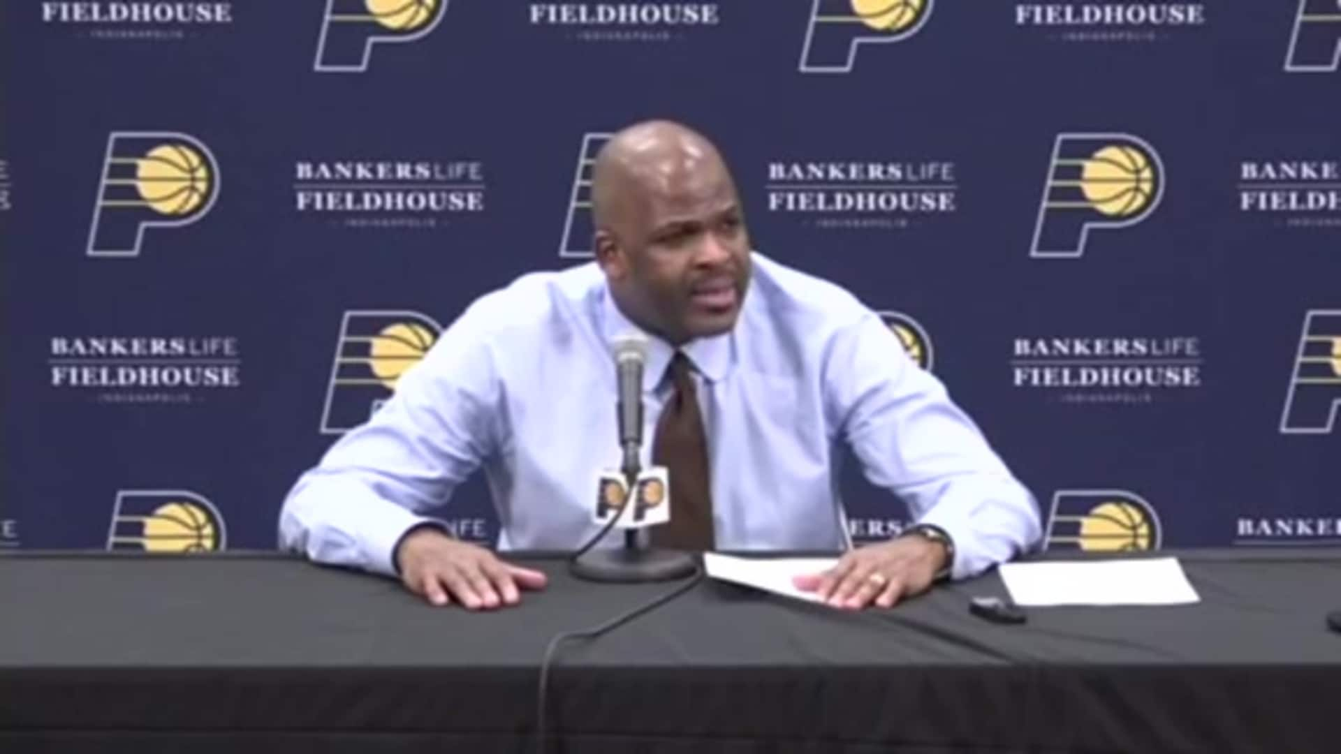 Postgame: McMillan Press Conference - Feb. 12, 2020