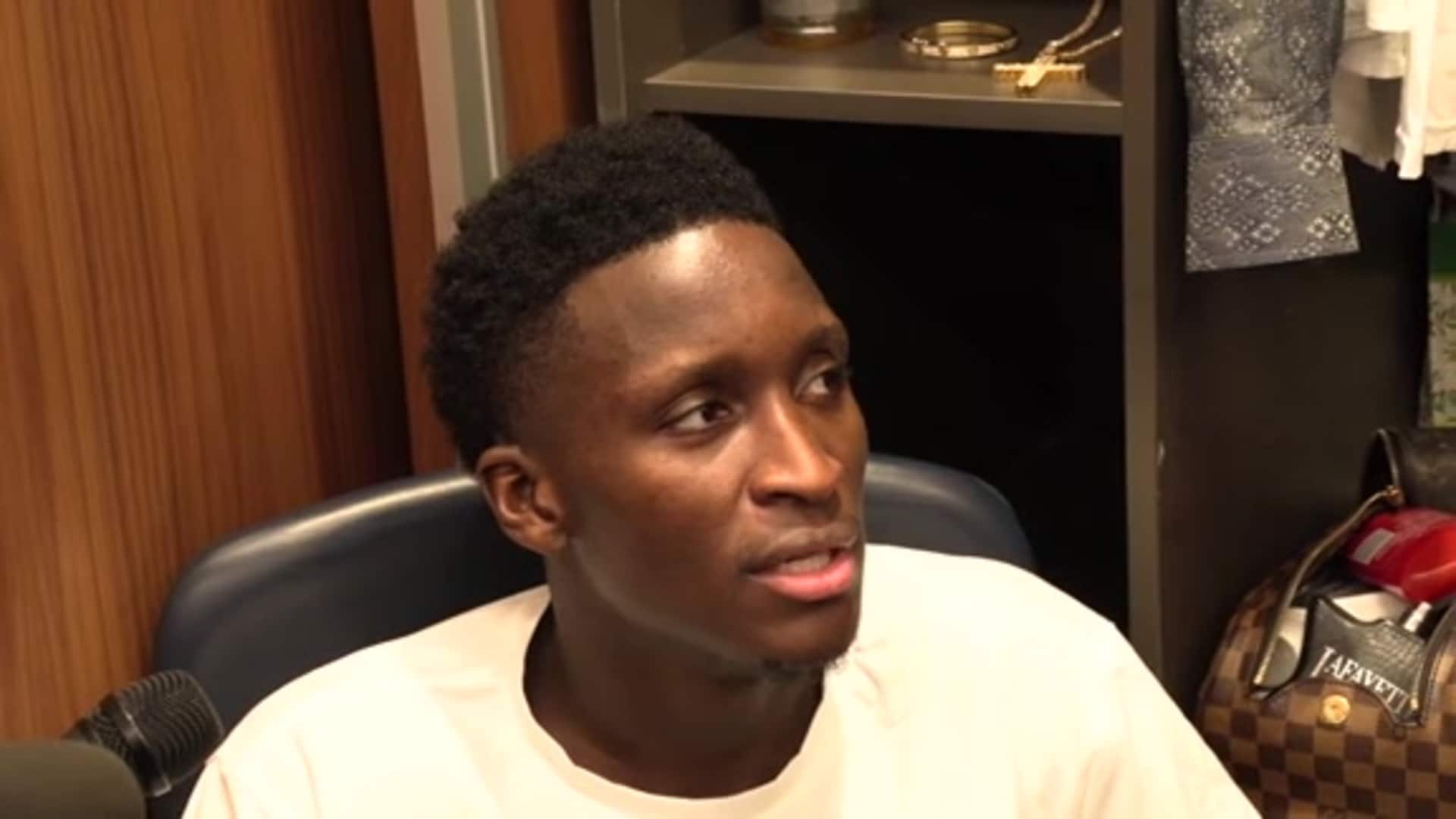 Postgame: Pacers Locker Room - Feb. 12, 2020