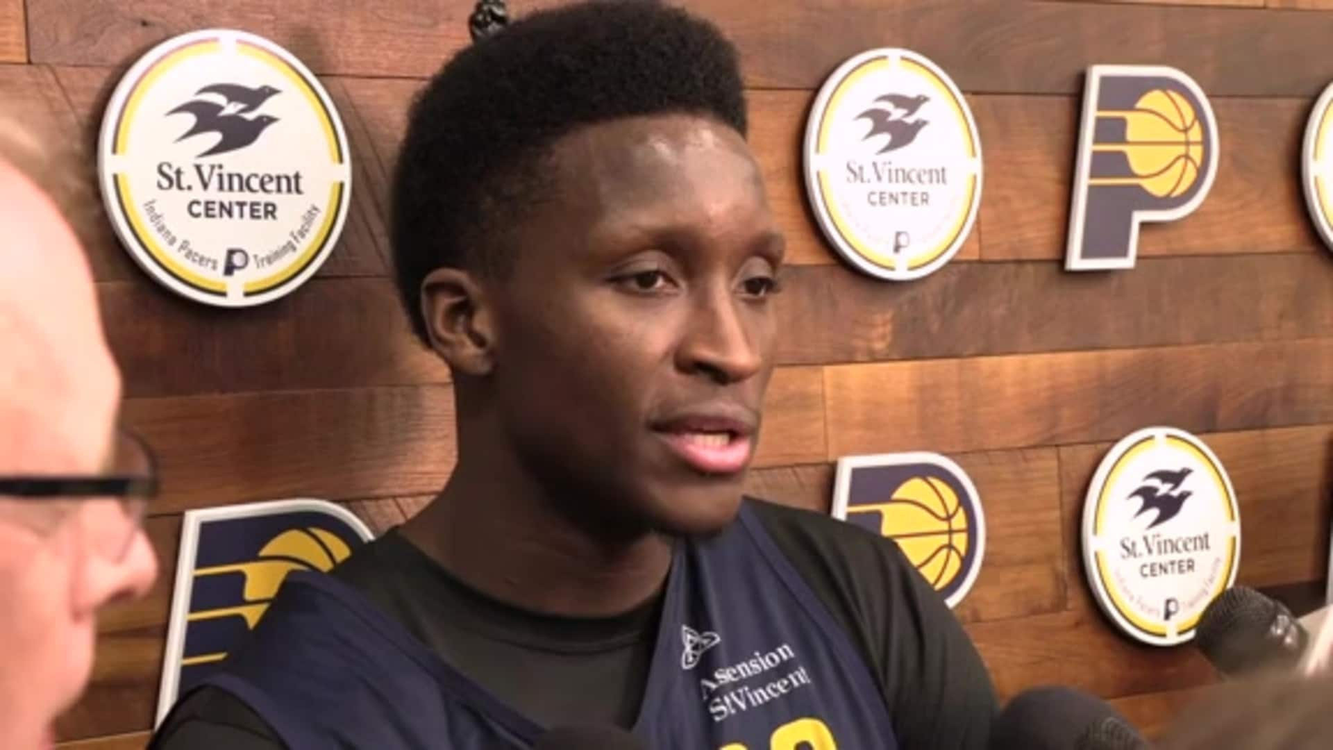 No More Minutes Restriction for Oladipo as Pacers Begin Playoff Push