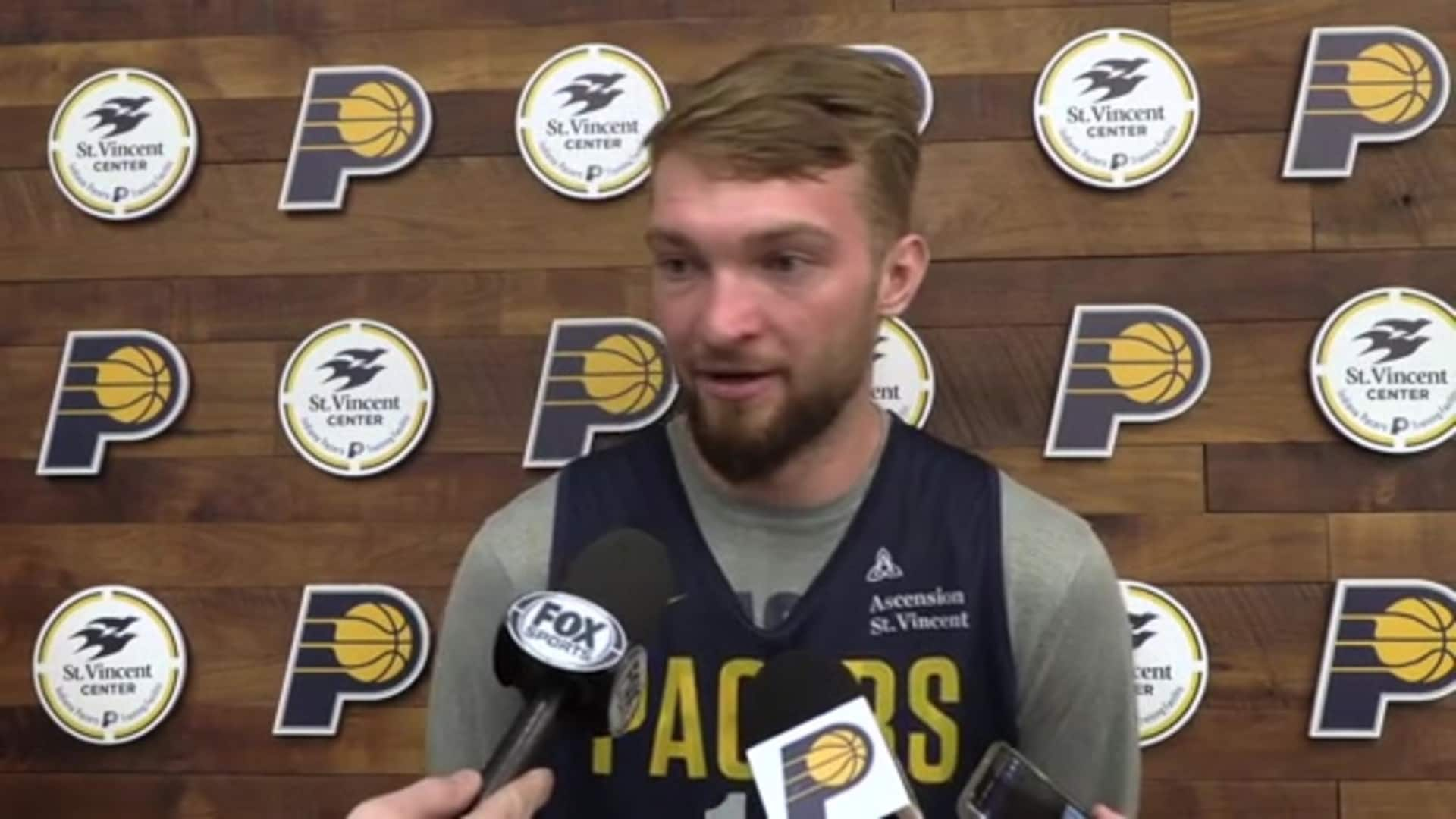 Sabonis on All-Star Experience, Matchup with Knicks
