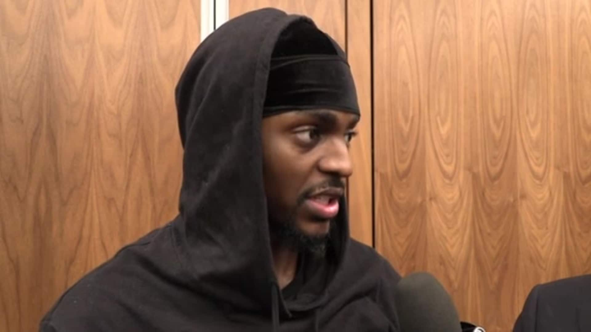 Postgame: Pacers Locker Room - Feb. 25, 2020