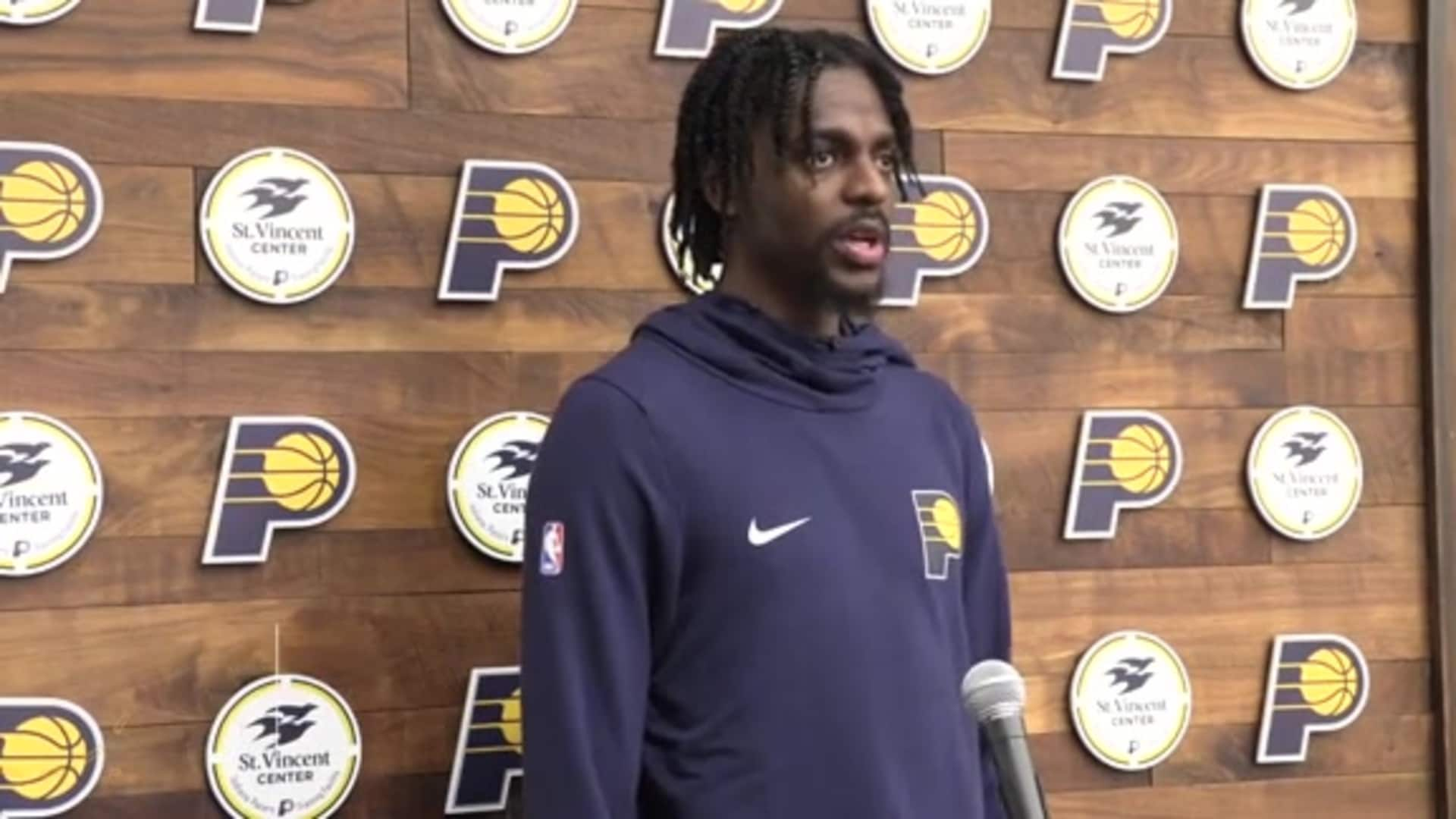Pacers Glad to be Home After Successful Road Trip