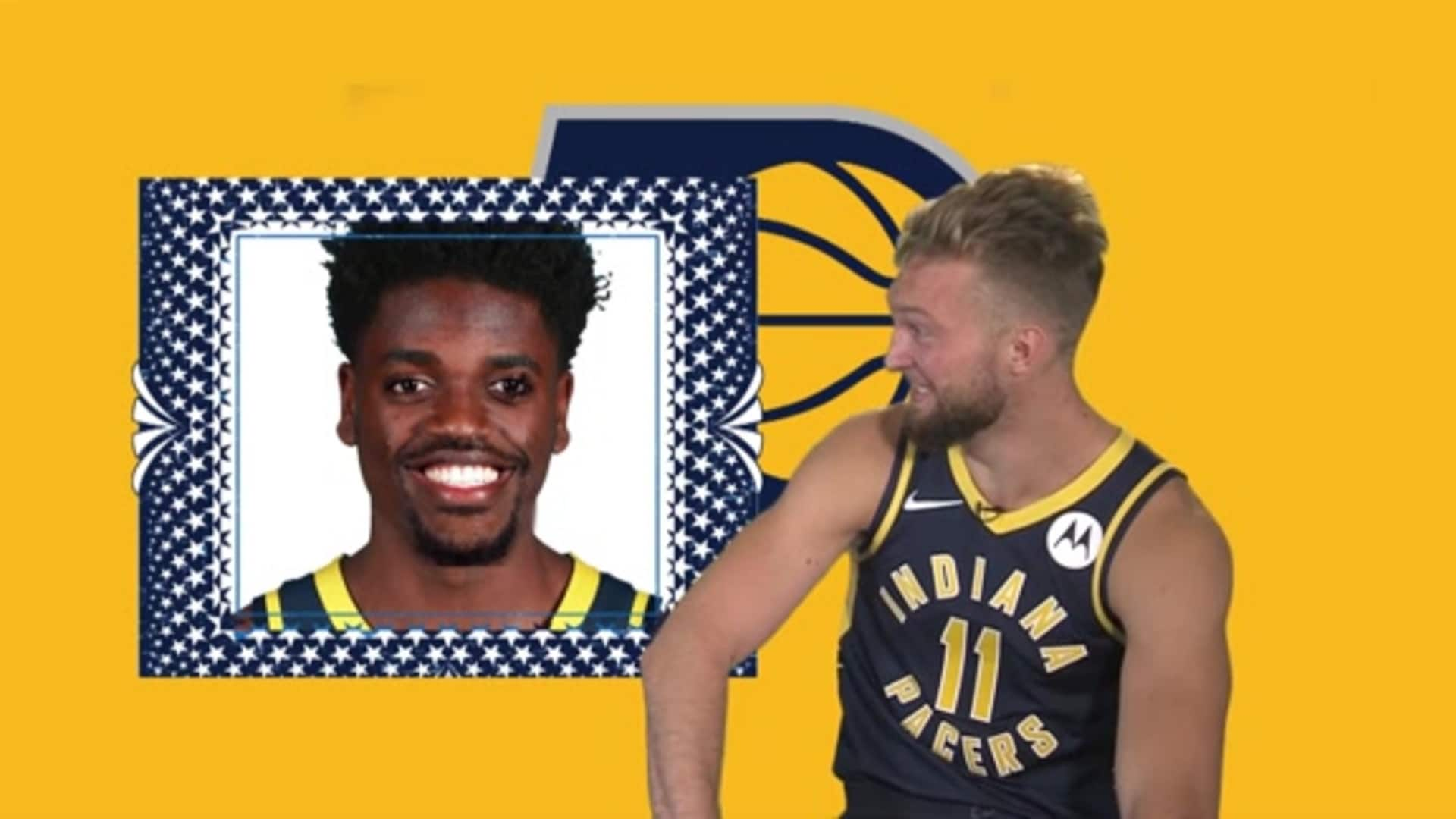 Pacers Player Mashups