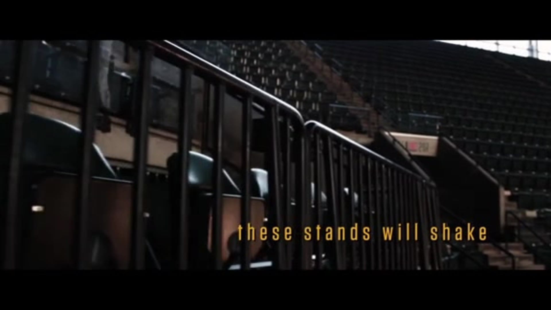 A Silent Bankers Life Fieldhouse