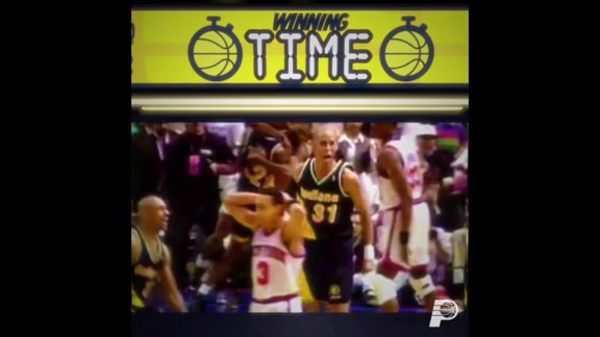 Pacers Arcade: 8 Points, 9 Seconds