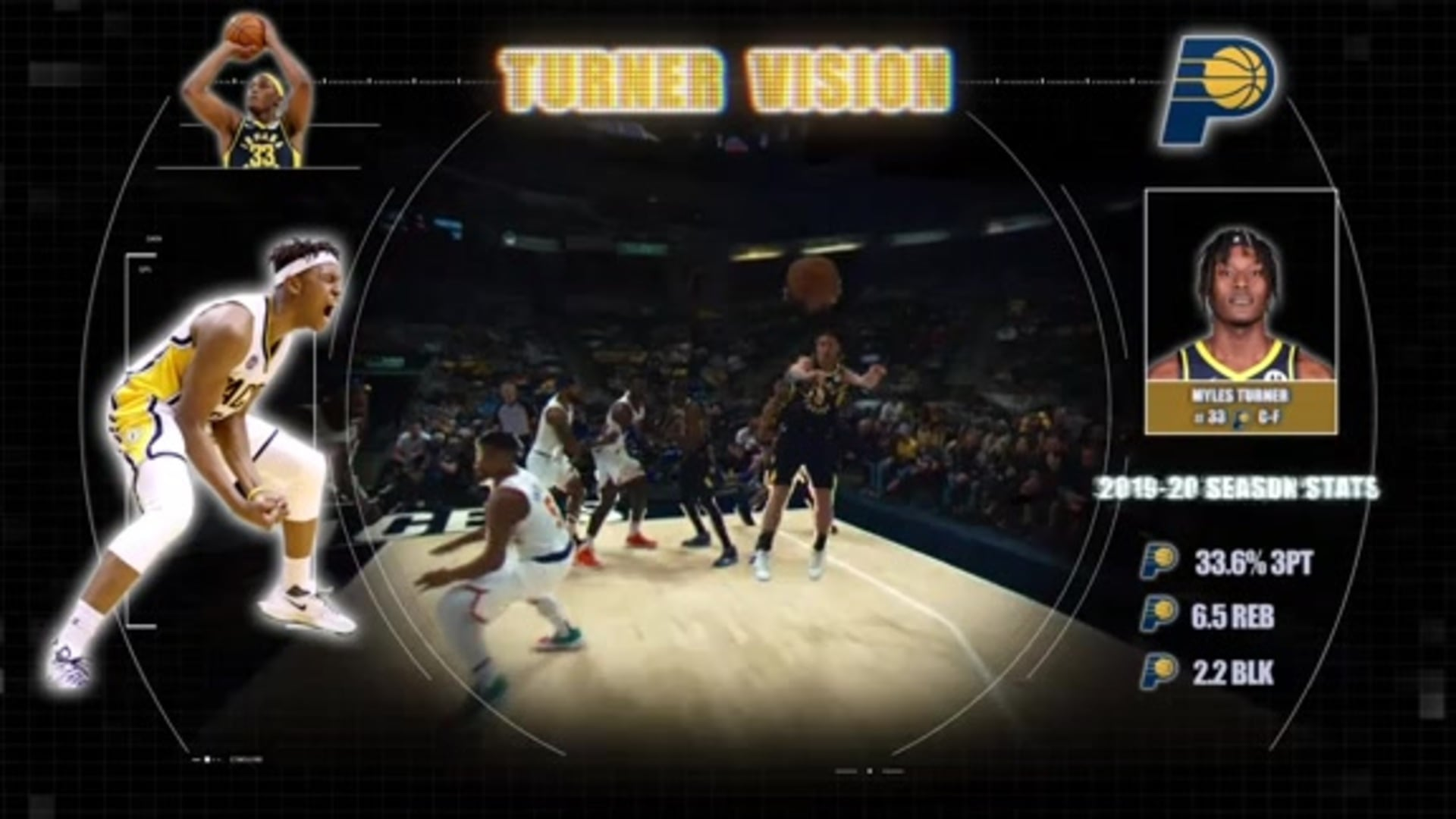 Intel TrueView: Myles Turner