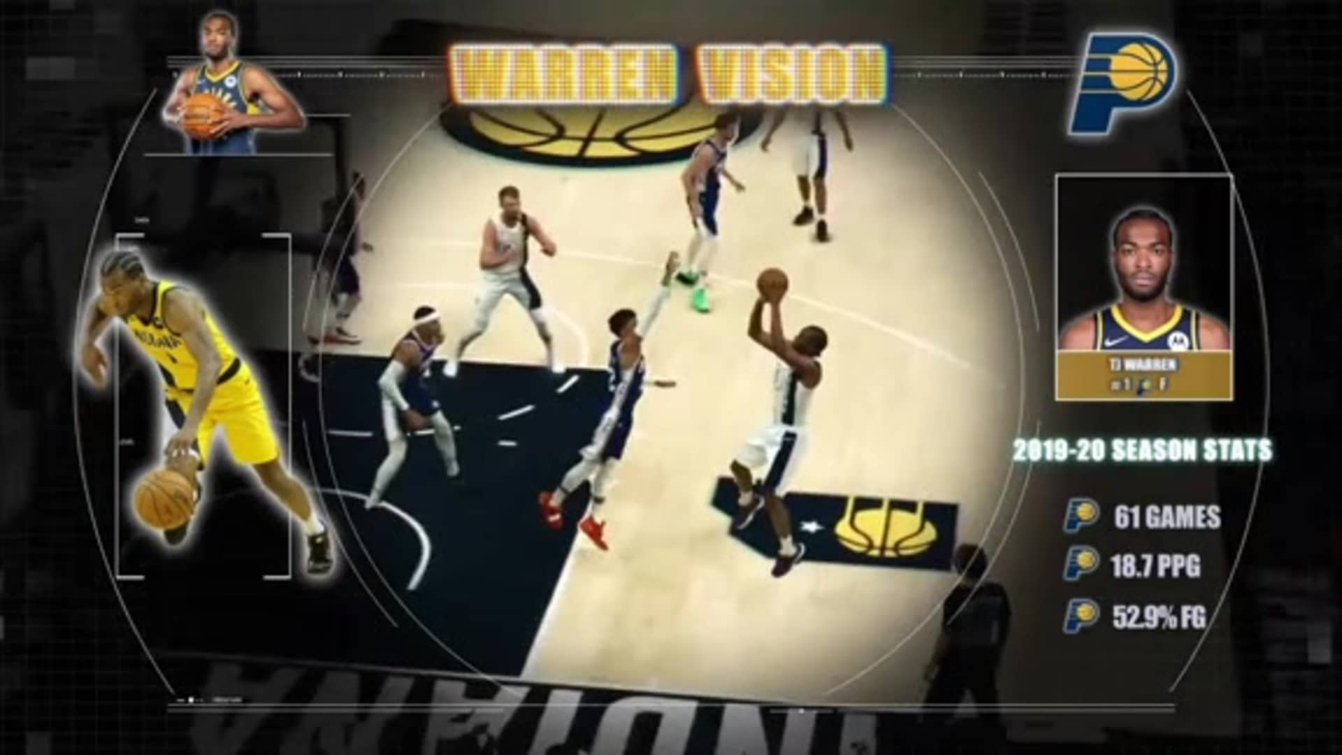 Intel TrueView: T.J. Warren