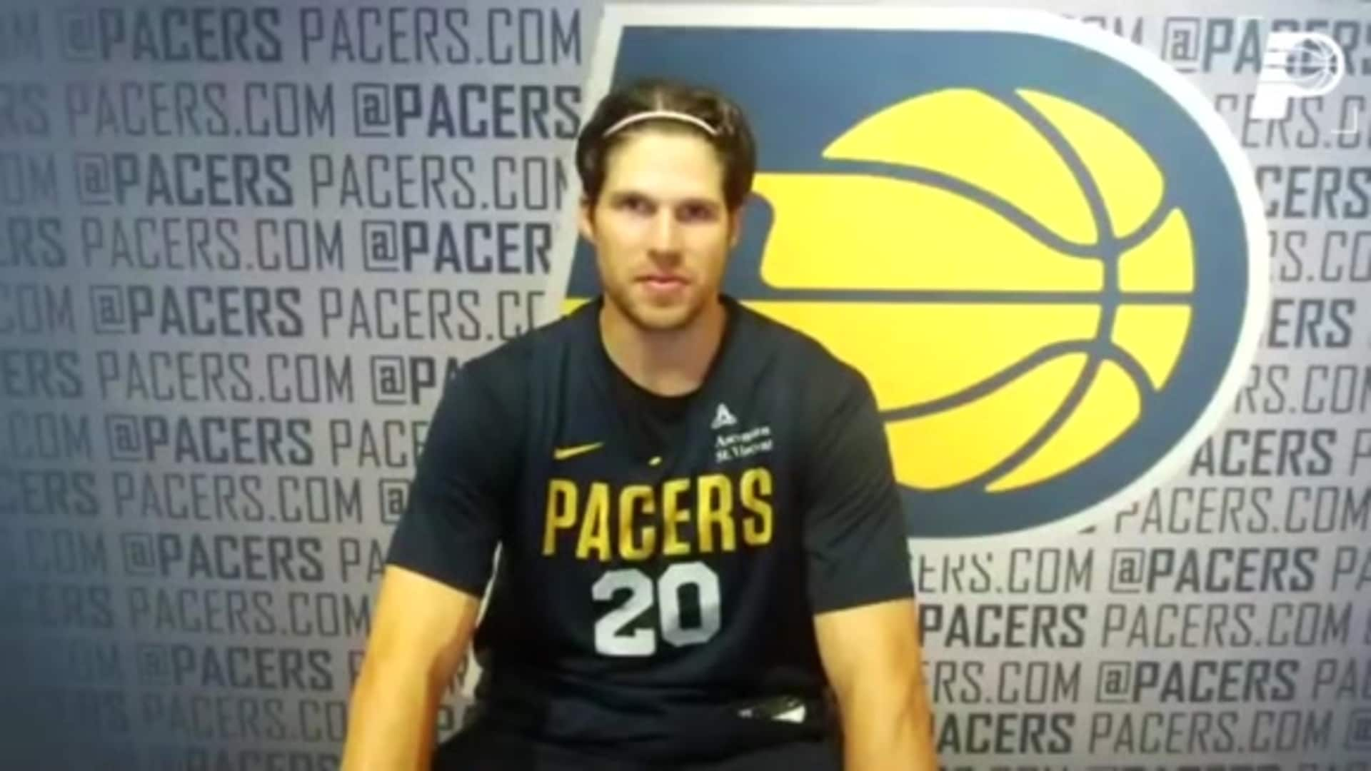 Pacers Having Fun After First Week in Bubble