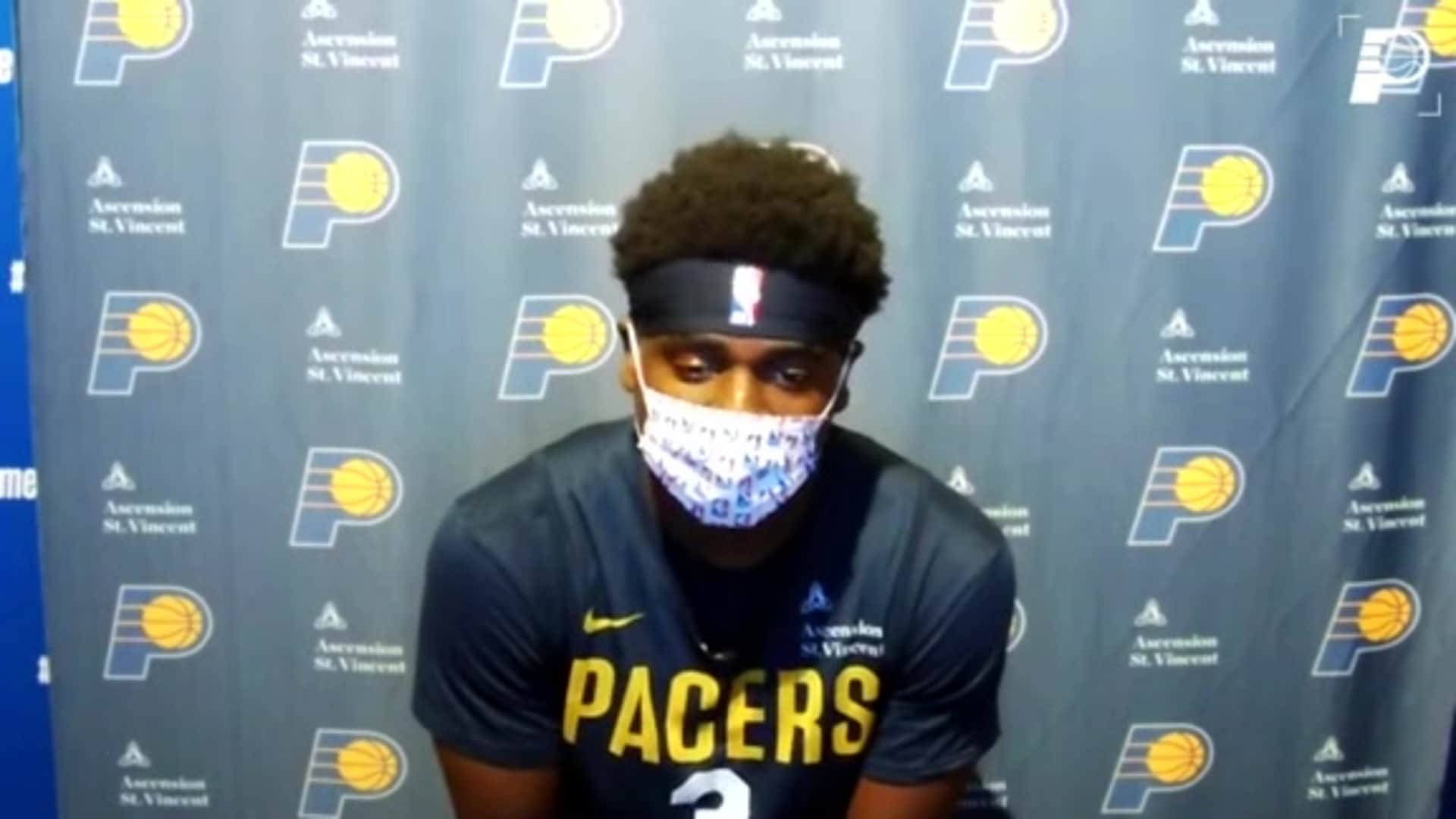 Pacers React to Sabonis Leaving Bubble
