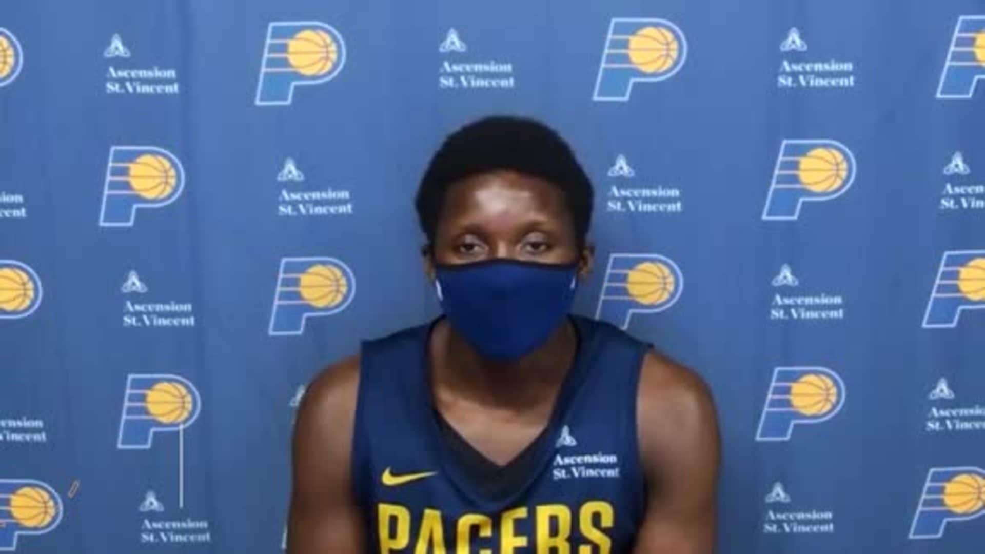 Pacers Ready for Tough Final Stretch