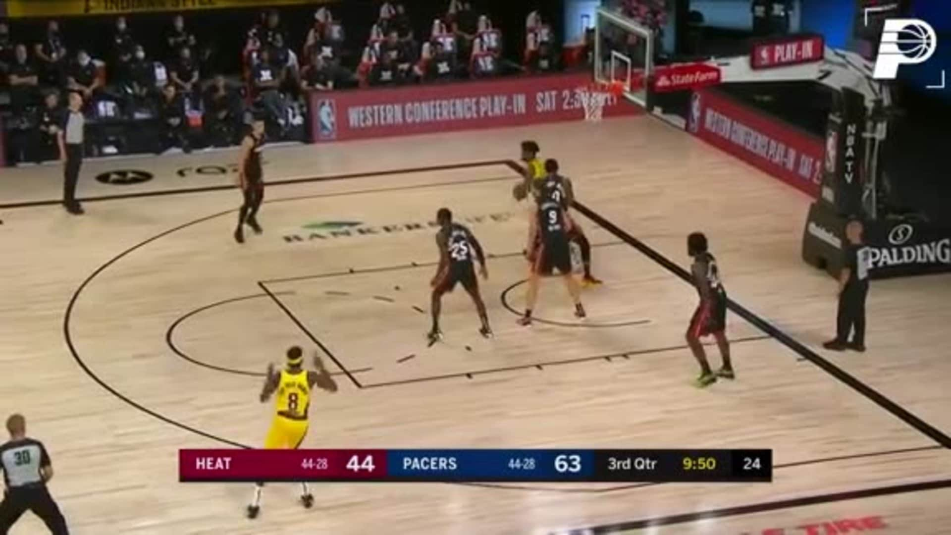 Alize Johnson 2019-20 Season Highlights