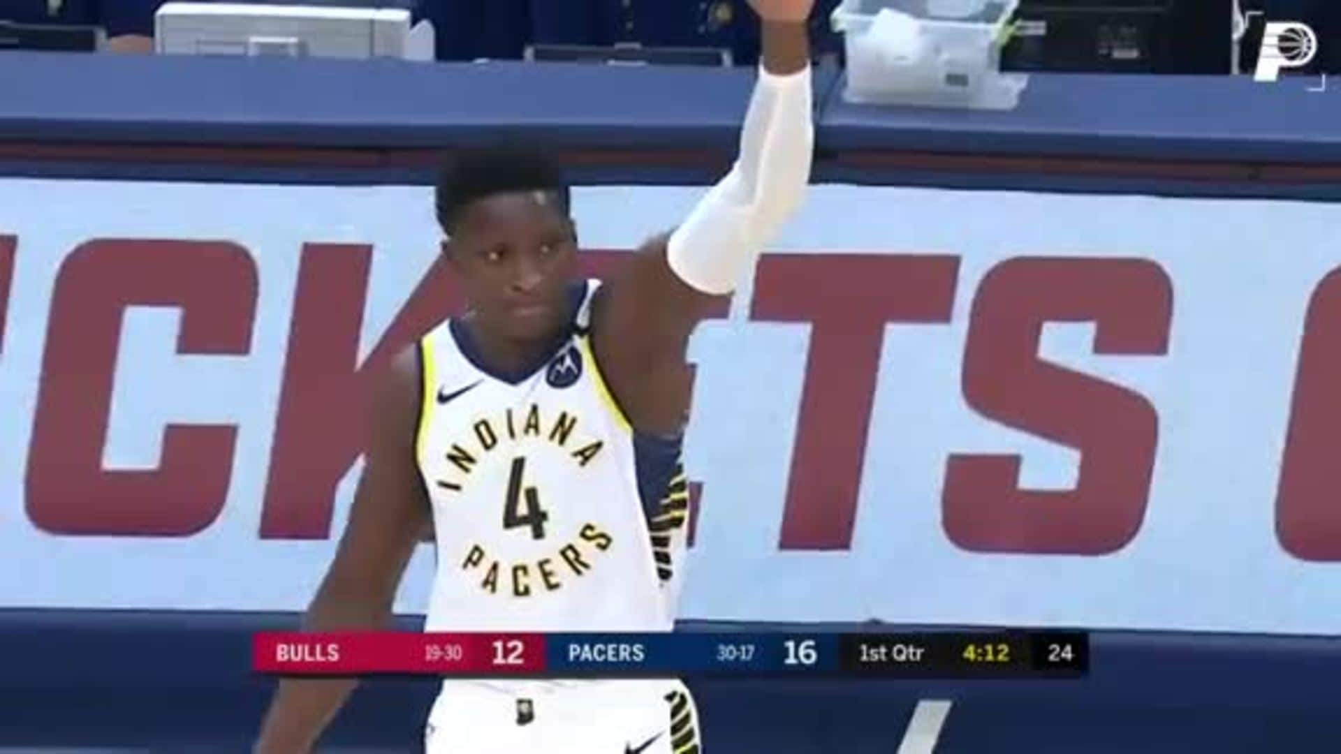 Victor Oladipo 2019-20 Season Highlights
