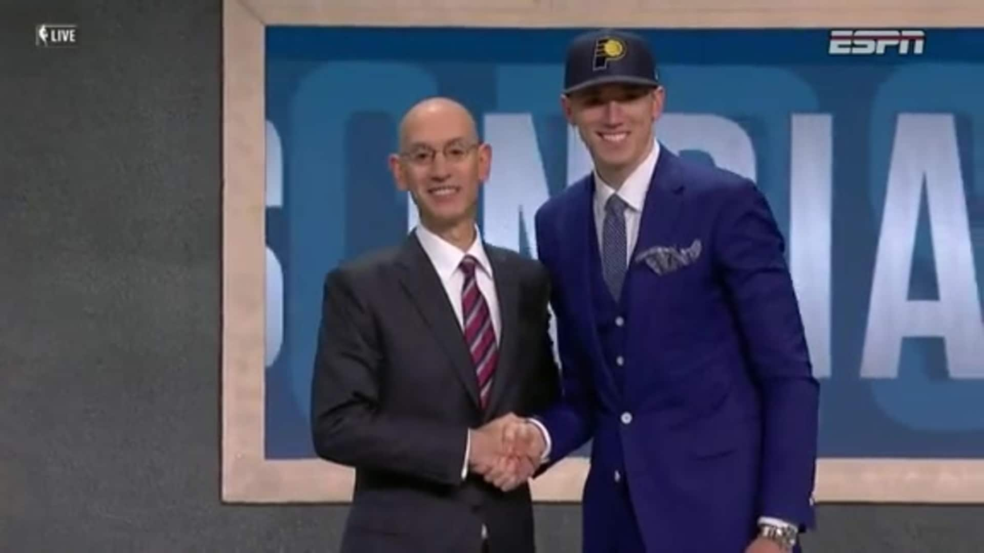 Draft Flashback: Pacers Select TJ Leaf