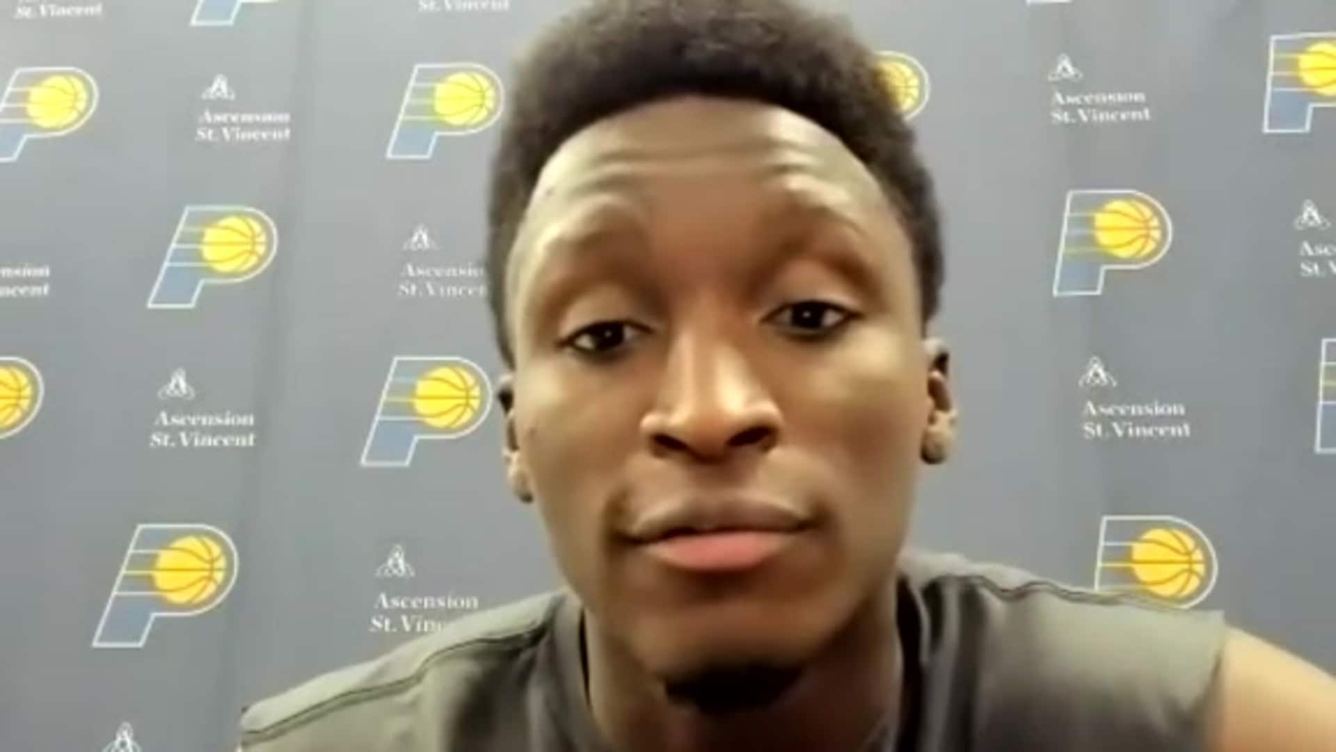 Oladipo on His Health, Coach Bjorkgren & Upcoming Season