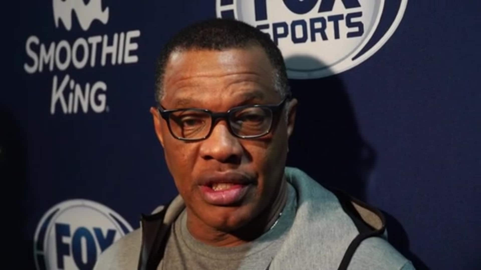 Pelicans-Hornets Postgame: Alvin Gentry 11-10-2019