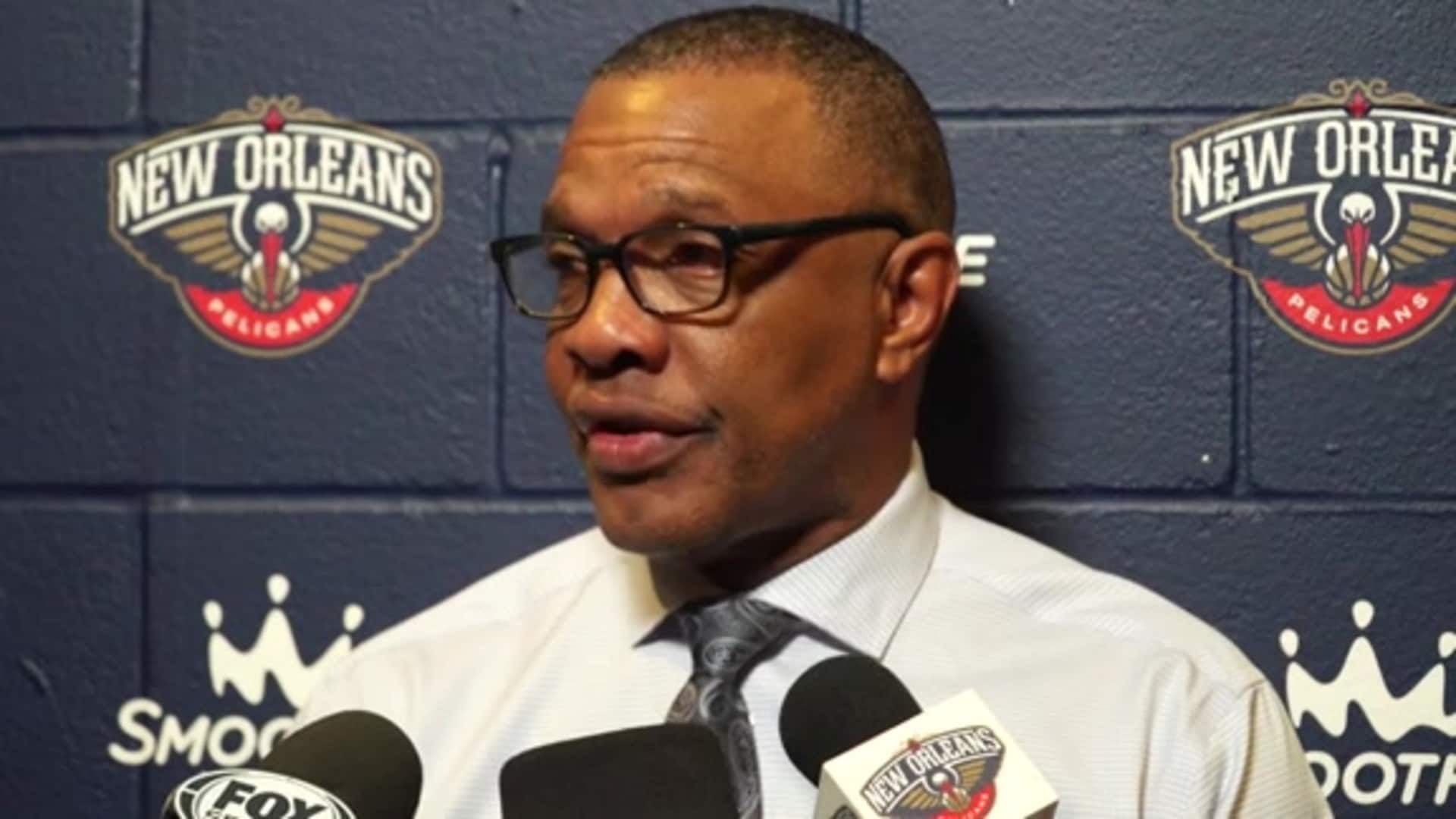 Pelicans vs. Suns Postgame: Alvin Gentry 12-5-19