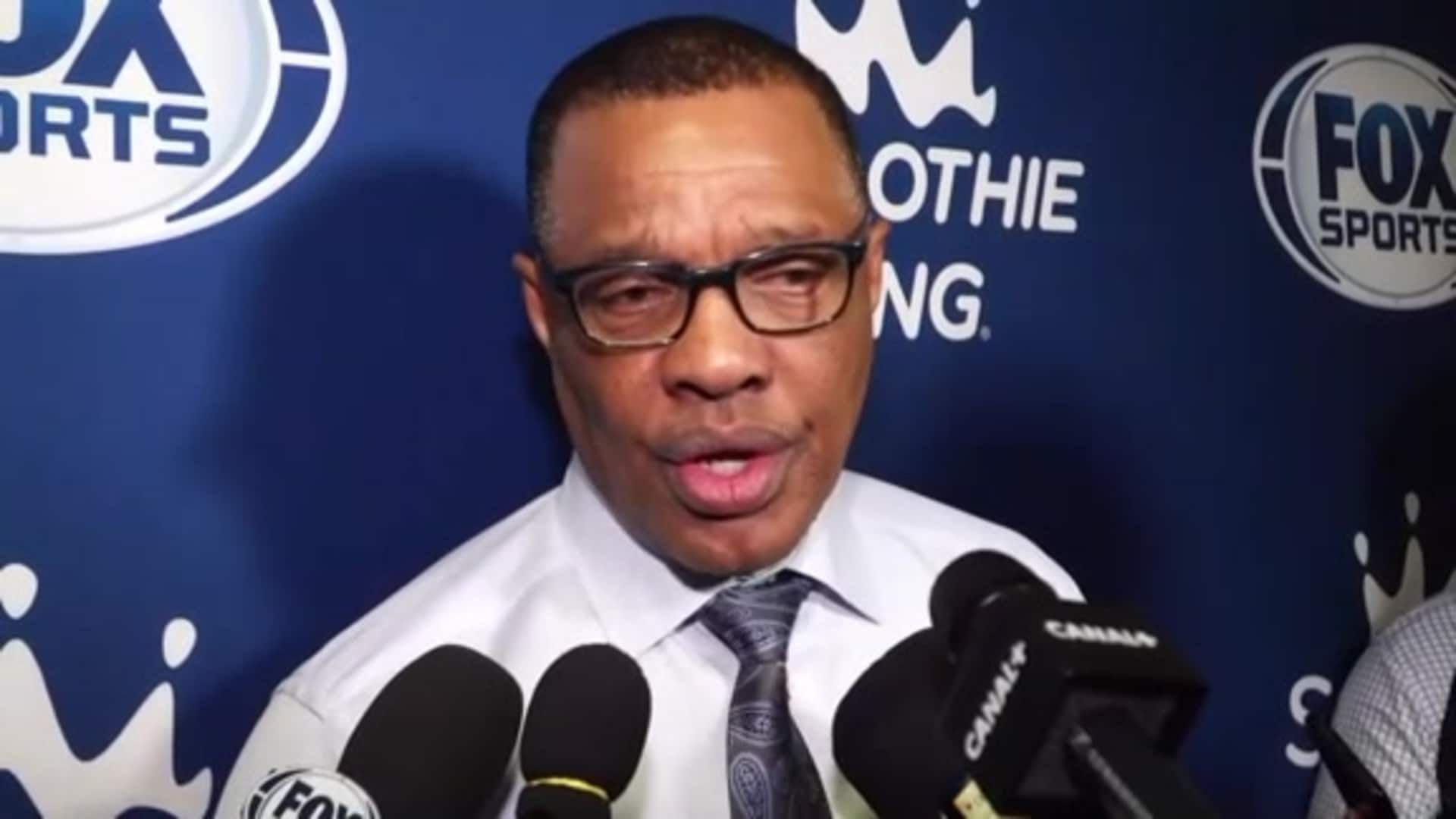 Pelicans at 76ers Postgame: Alvin Gentry 12-13-19