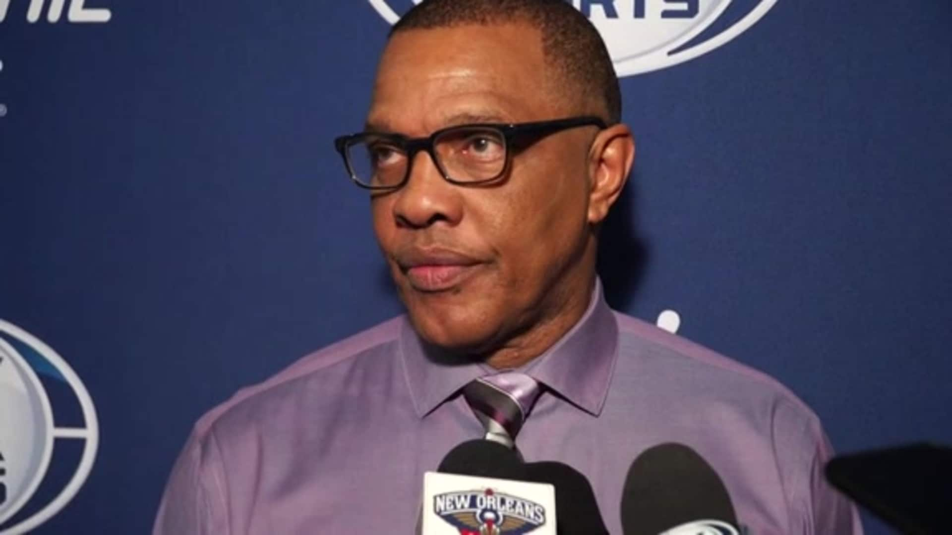Pelicans vs. Warriors Postgame: Head Coach Alvin Gentry 12-20-19