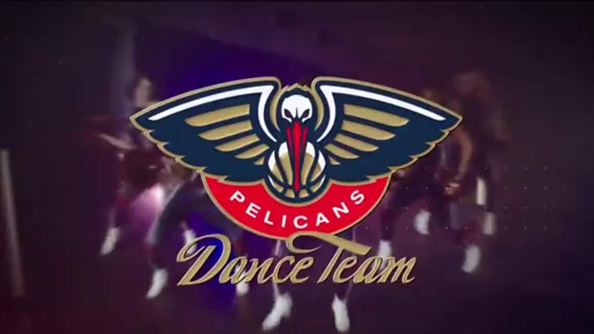 Entertainment: Pelicans Dance Team 3rd quarter performance - December 28 vs. Indiana Pacers