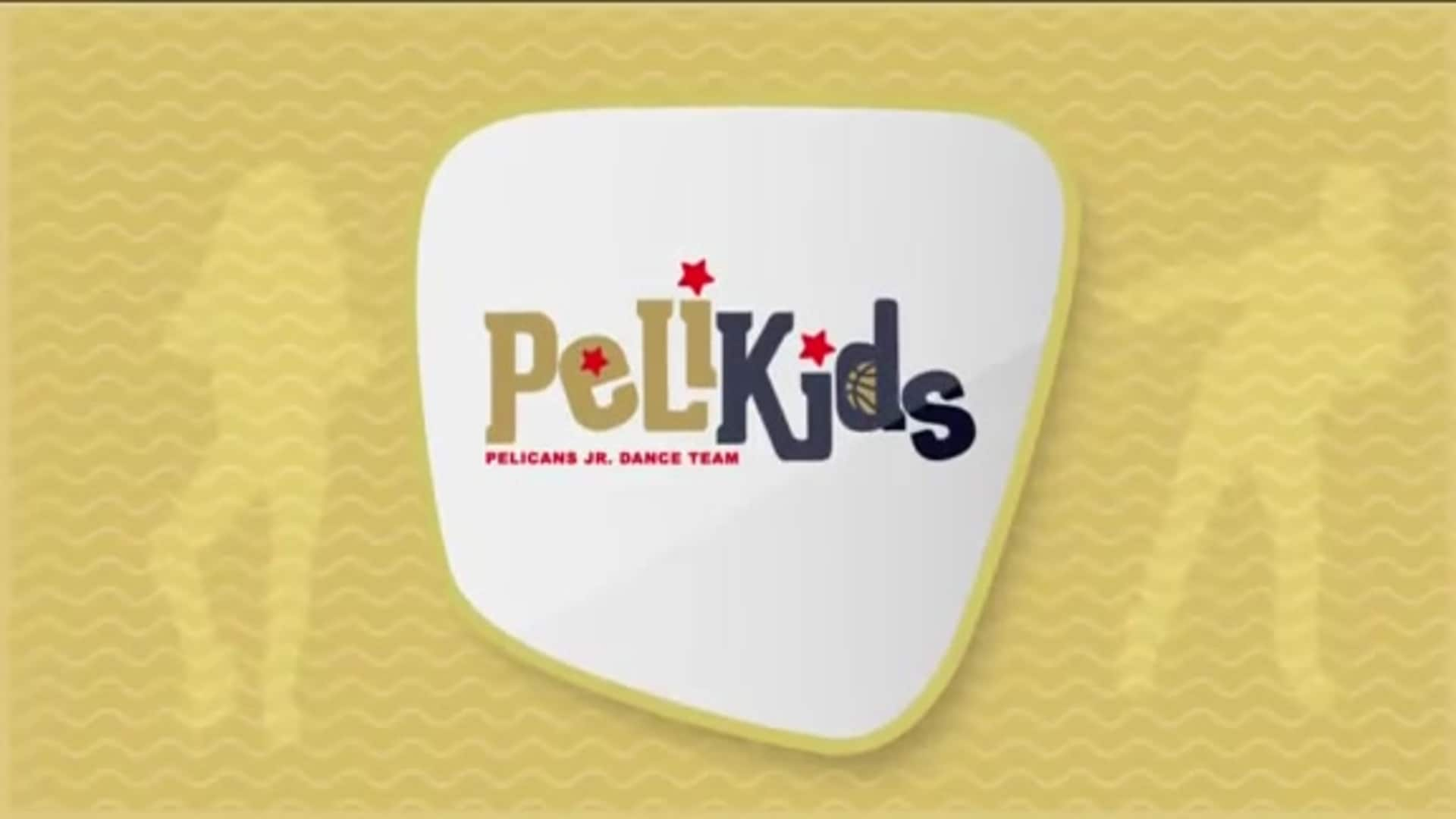 Entertainment: PeliKids Dance Team 2nd quarter performance - December 28 vs. Indiana Pacers