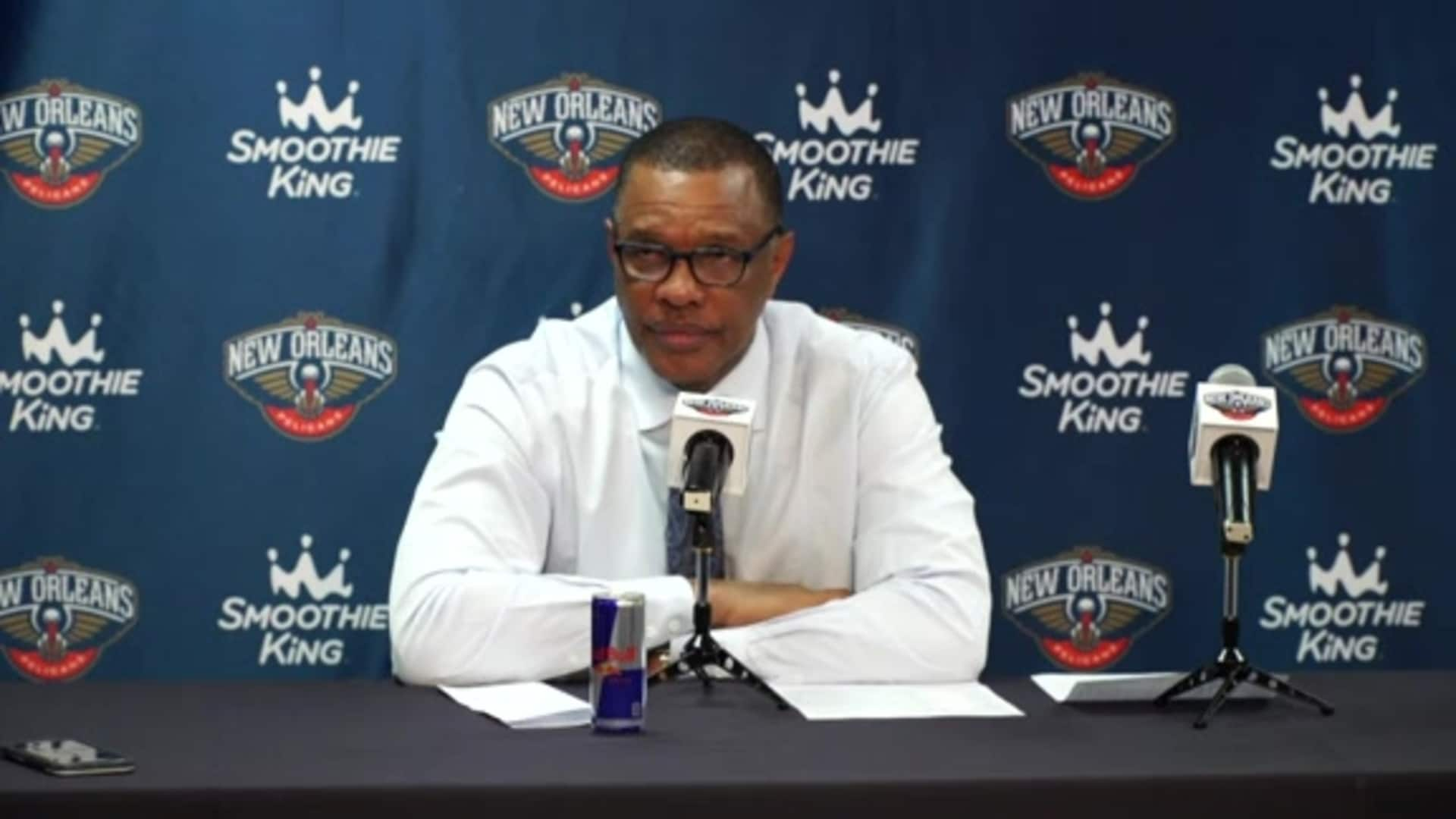 Alvin Gentry Postgame Interview | Pelicans vs. Spurs