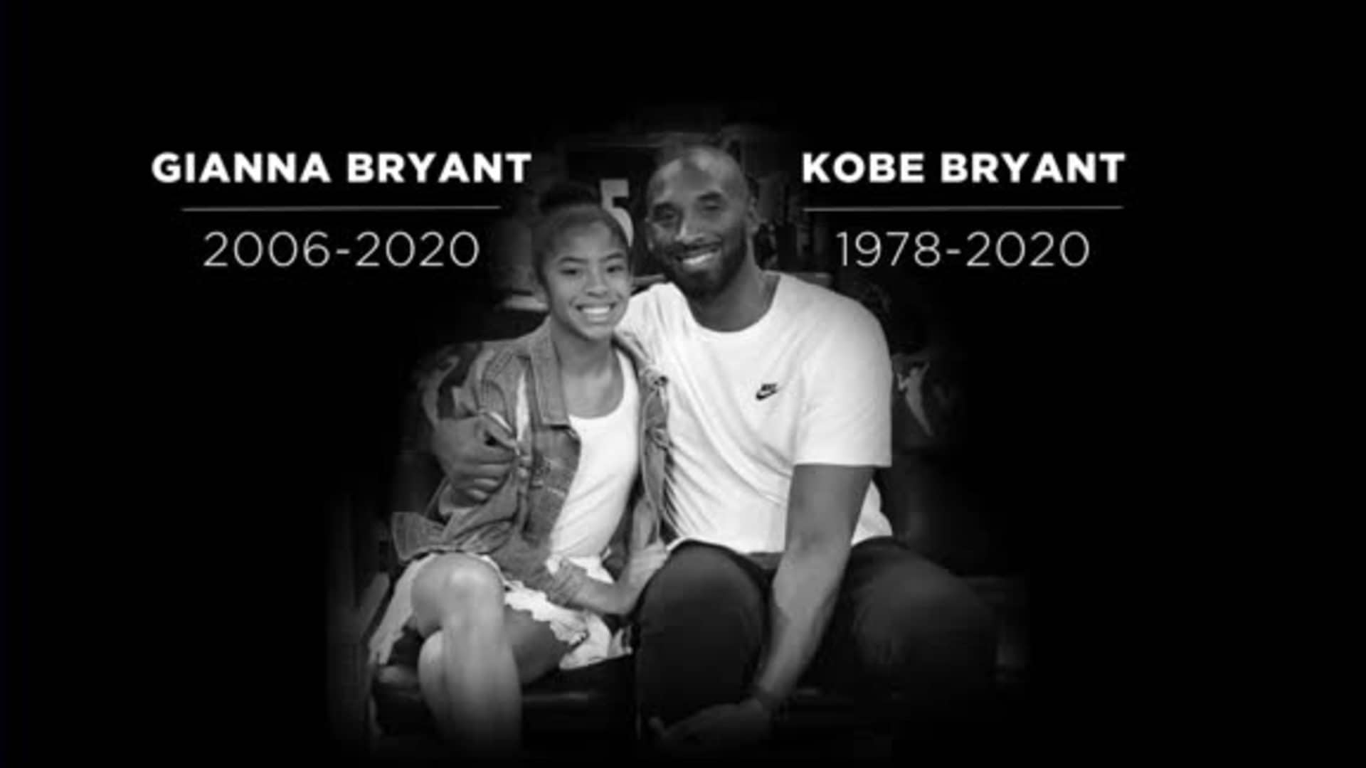 Pelicans honor Kobe Bryant and daughter Gianna with pregame tribute