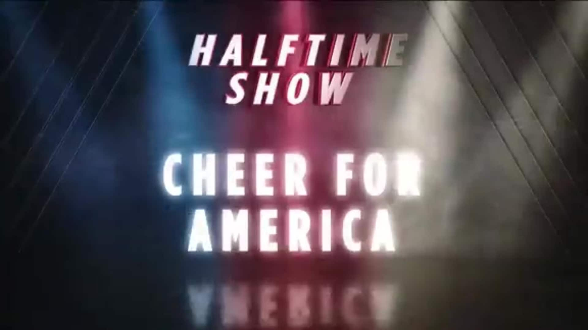 Pelicans Halftime: Cheer For America - January 26, 2020 vs. Boston Celtics