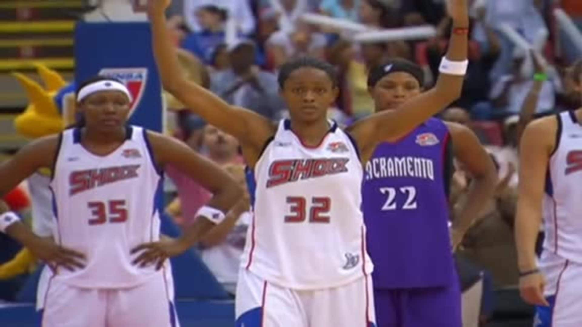 Highlights from Swin Cash's Hall of Fame career