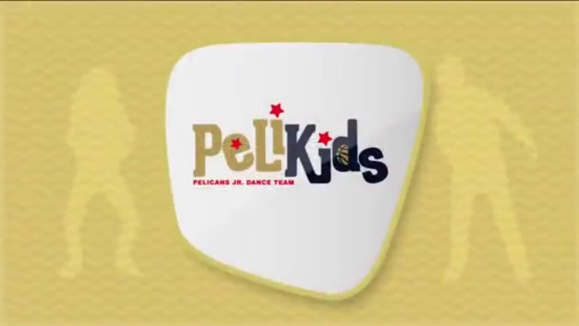 Entertainment: PeliKids Dance Team performance - March 1 vs. Los Angeles Lakers