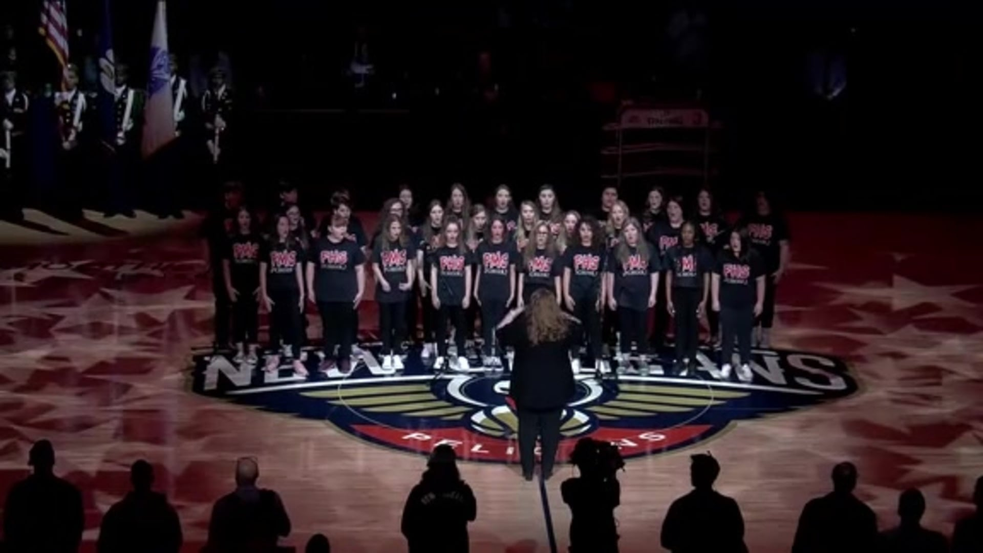 Entertainment: National Anthem performance by The Florence Choirs – March 6 vs. Miami Heat