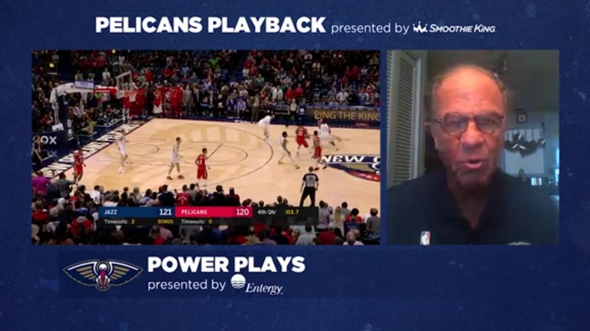 Pelicans Playback with Joel Meyers and Jen Hale - 3/27/20
