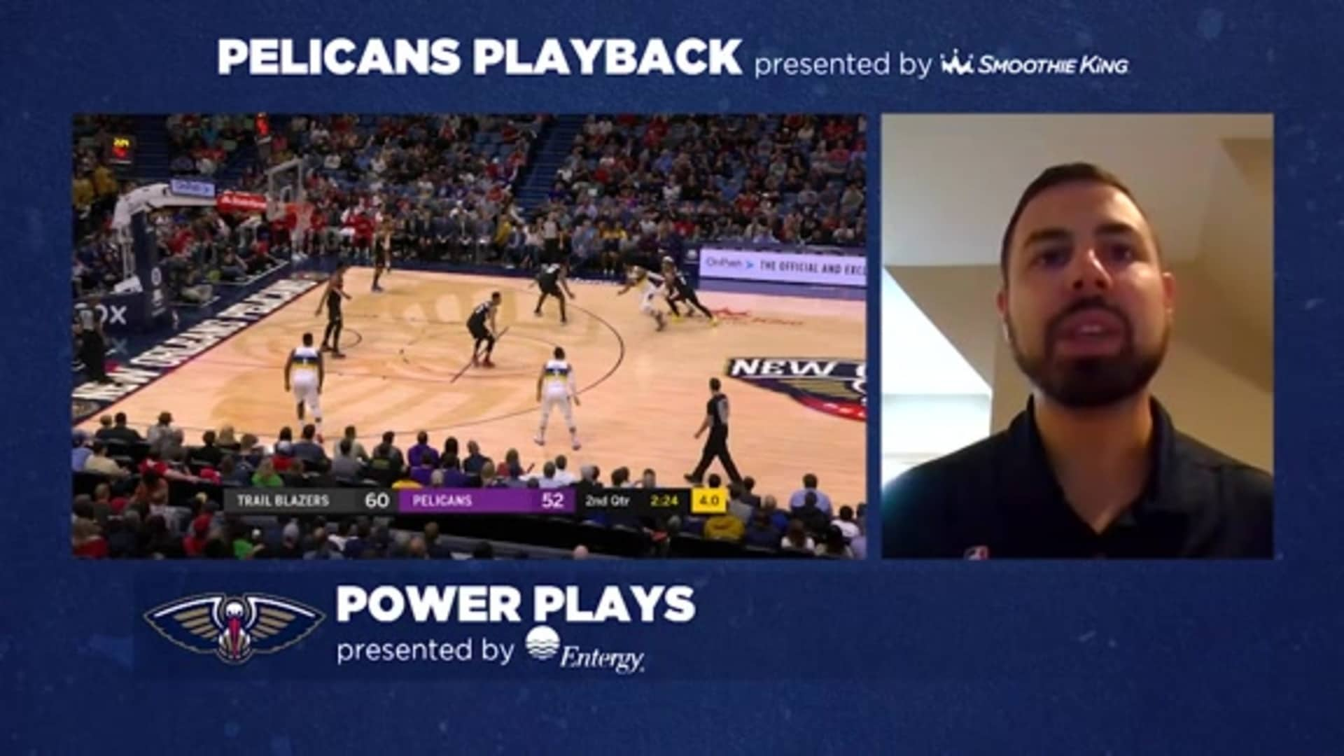 Pelicans Playback with Daniel Sallerson and Jen Hale - 4/1/20