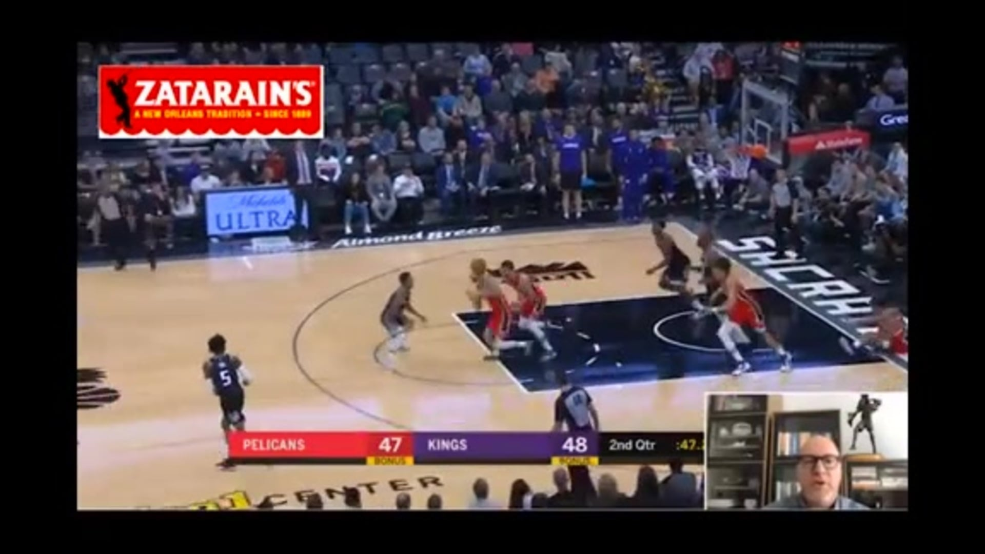 David Griffin breaks down the Pelicans performance vs Kings