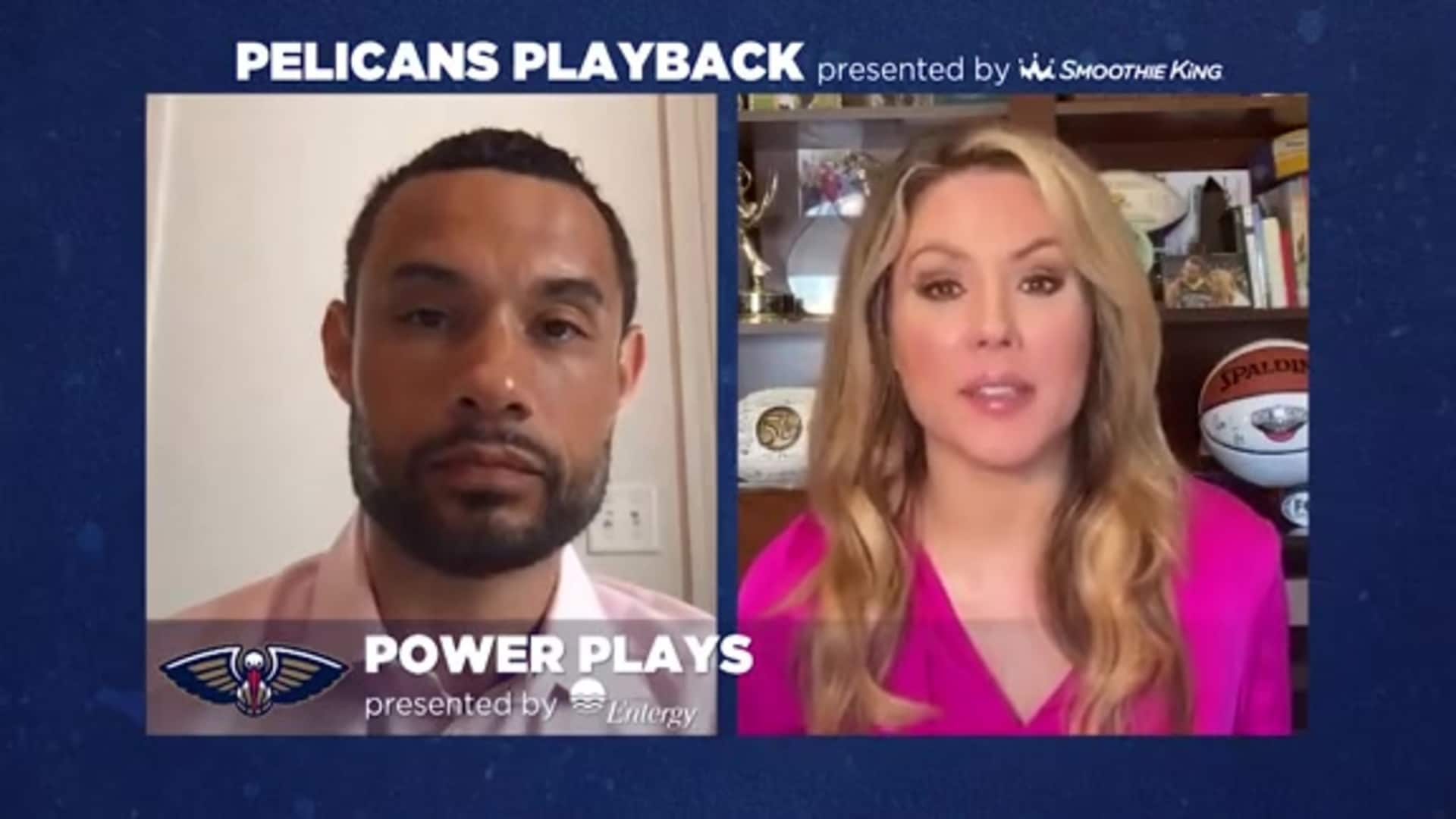 Pelicans Playback with Trajan Langdon and Jen Hale - 4/11/20