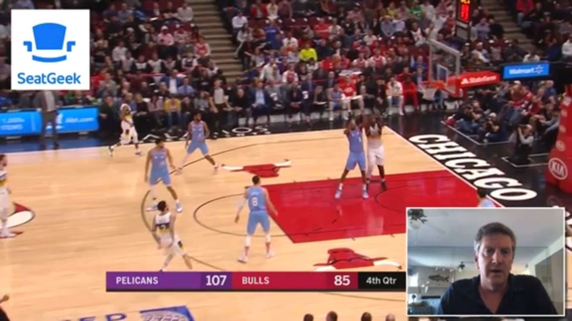 Chris Finch highlights the chemistry between Lonzo and Zion