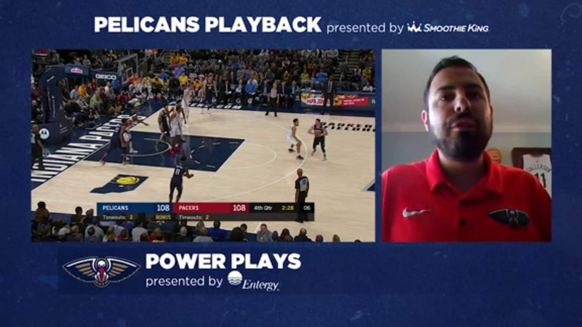 Pelicans Playback with Daniel Sallersonn and Jen Hale - 4/22/20