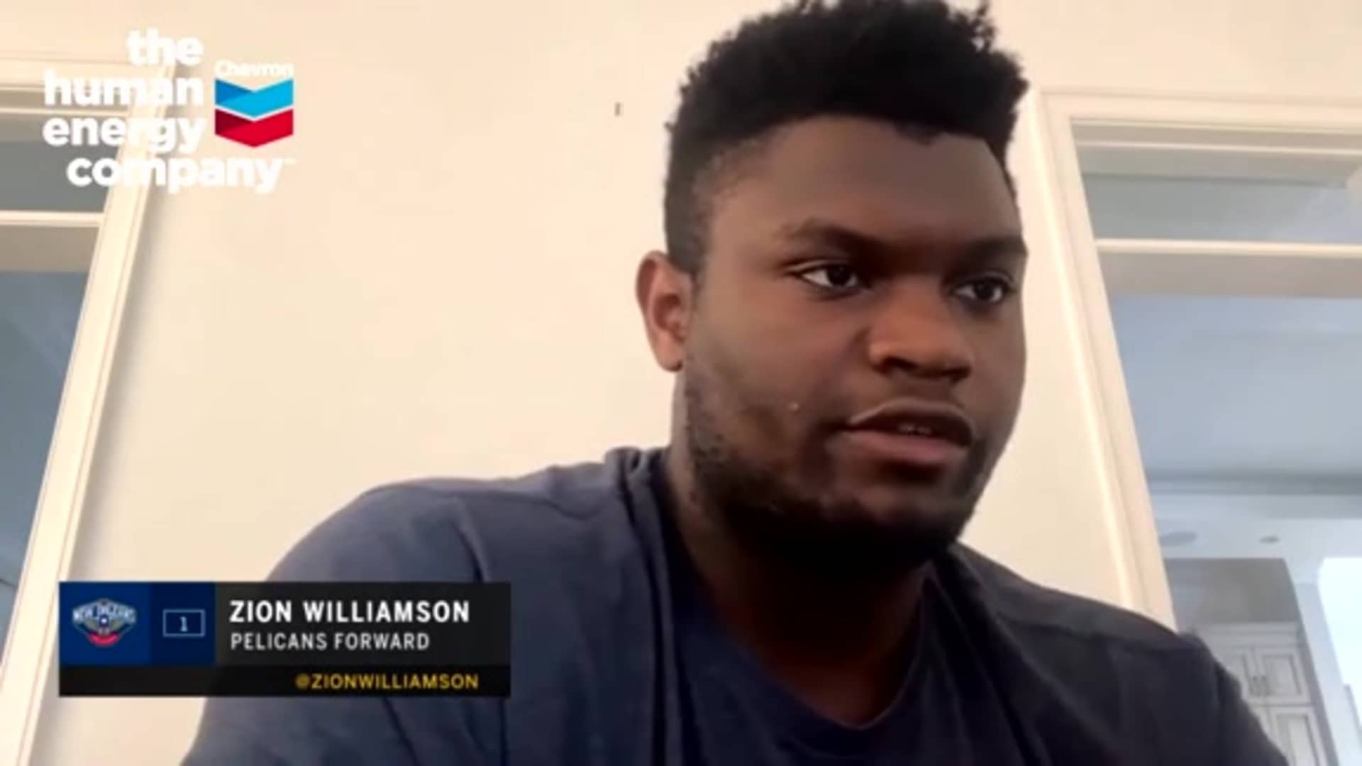 Zion Williamson analyzes Pelicans vs Heat highlights from 3/6/20