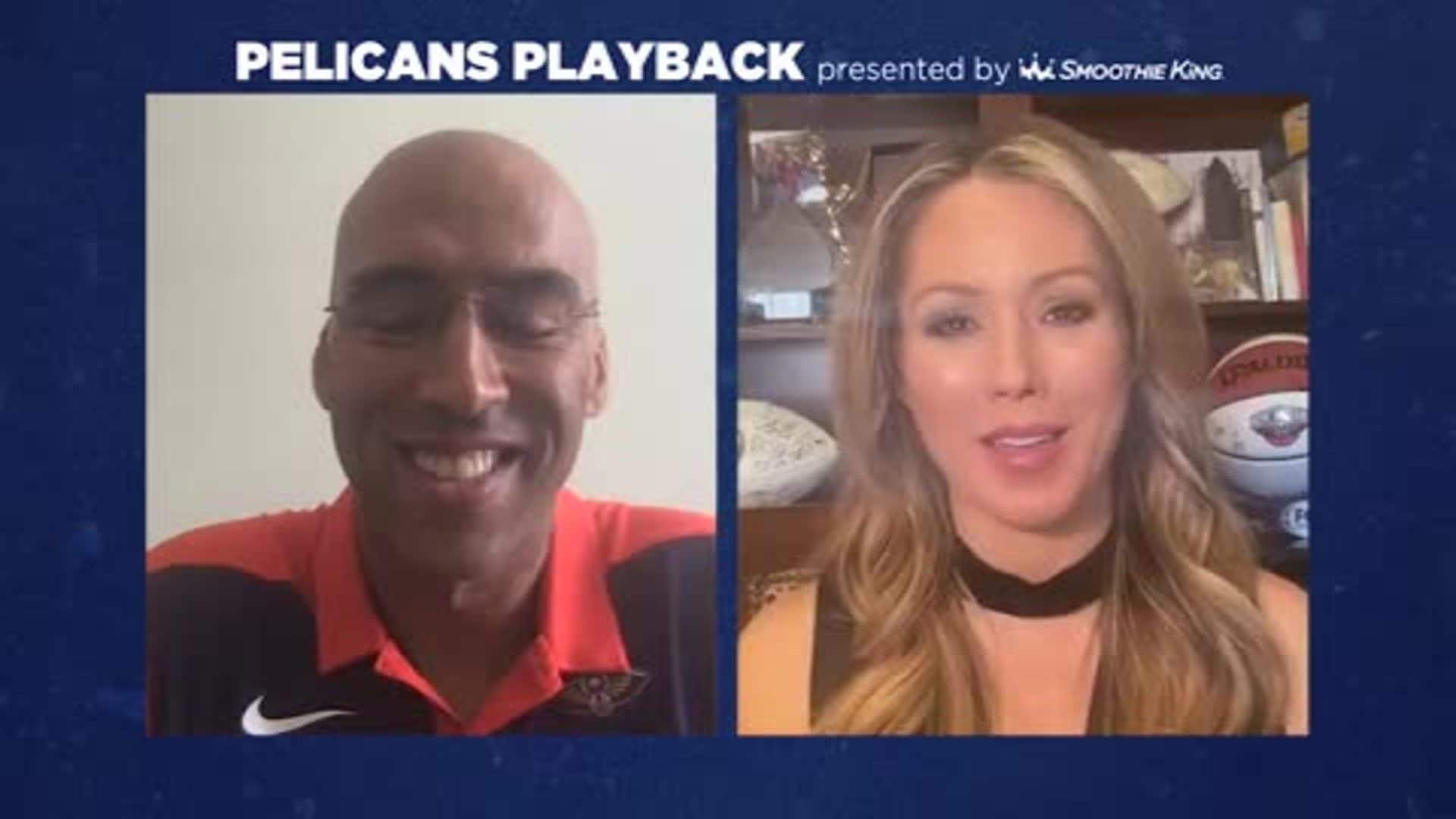 Pelicans Playback with Fred Vinson and Jen Hale - May 4, 2020