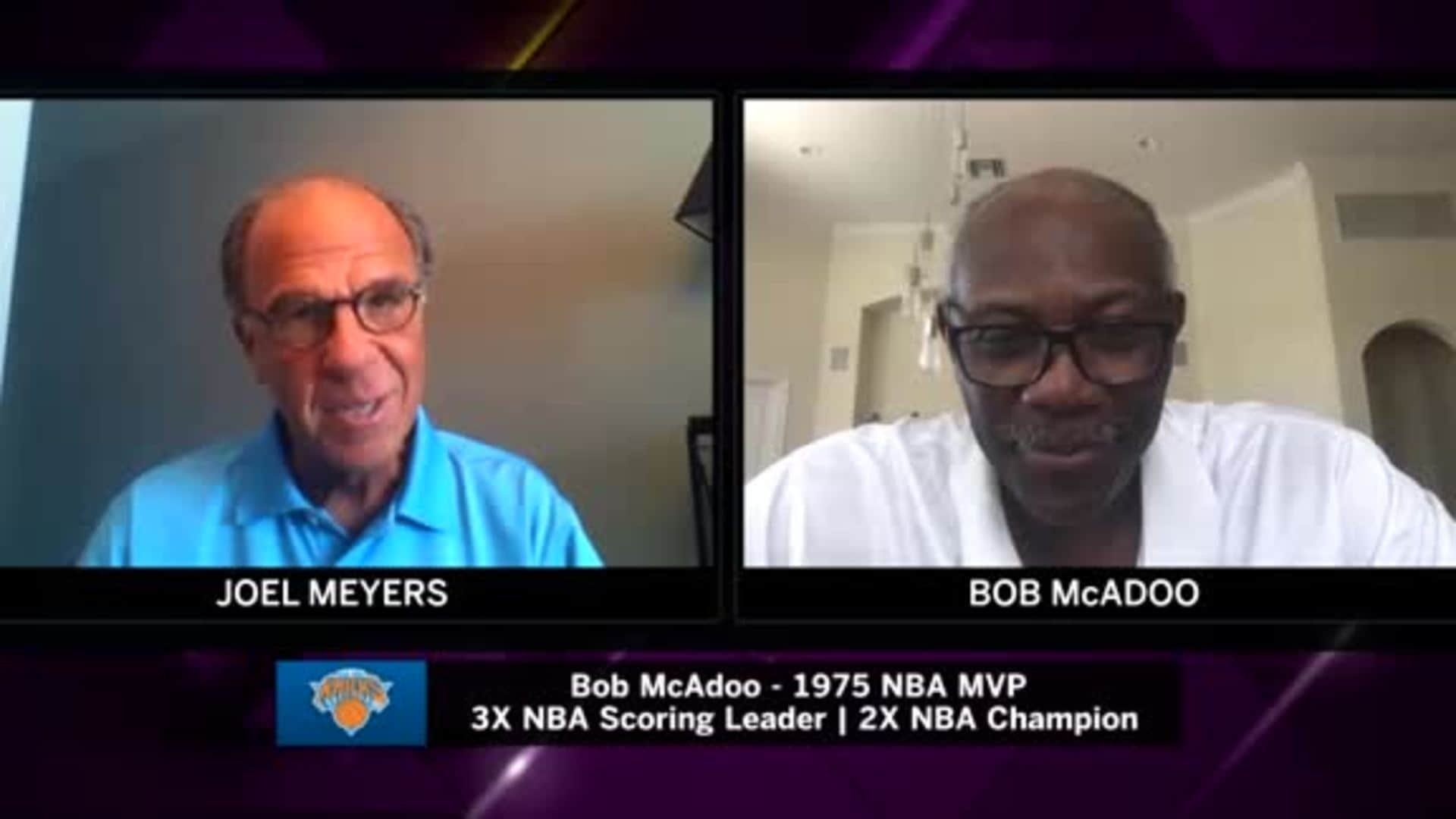 NBA legend Bob McAdoo remembers Pete Maravich's 68-point game