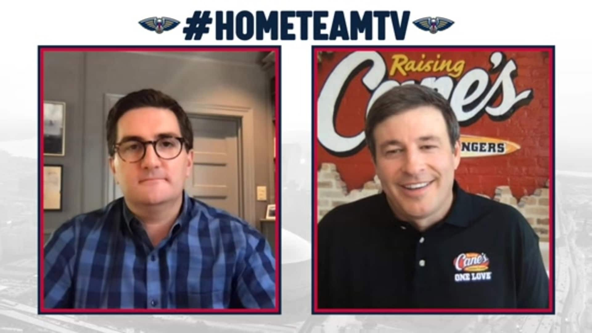 HomeTeamTV: Raising Cane's CEO Todd Graves talks pandemic response, 5/21/20